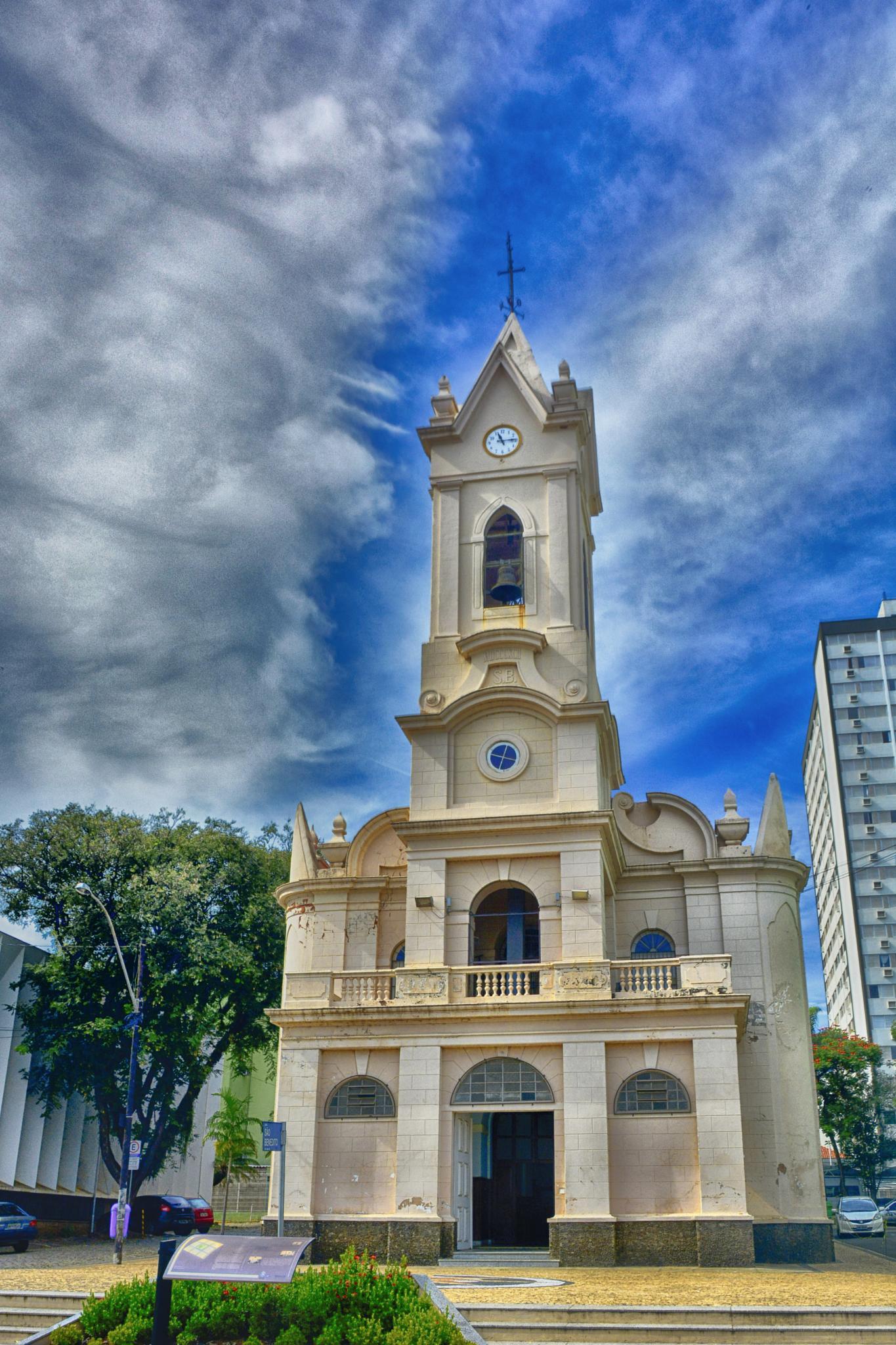 Igreja/Church/Iglesia by Jose Liborio