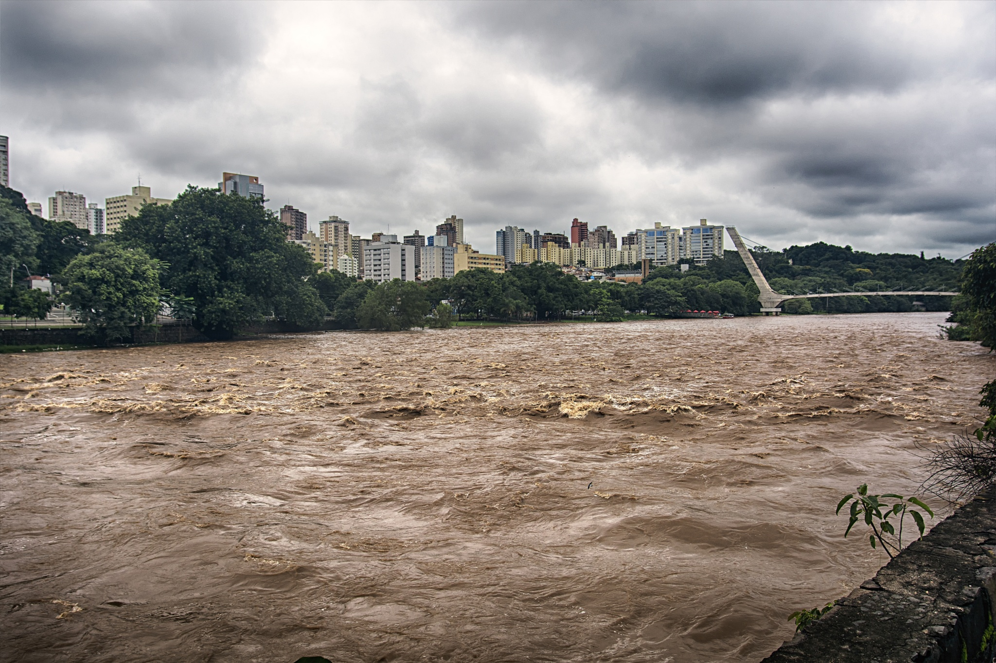 Ragging River by Jose Liborio