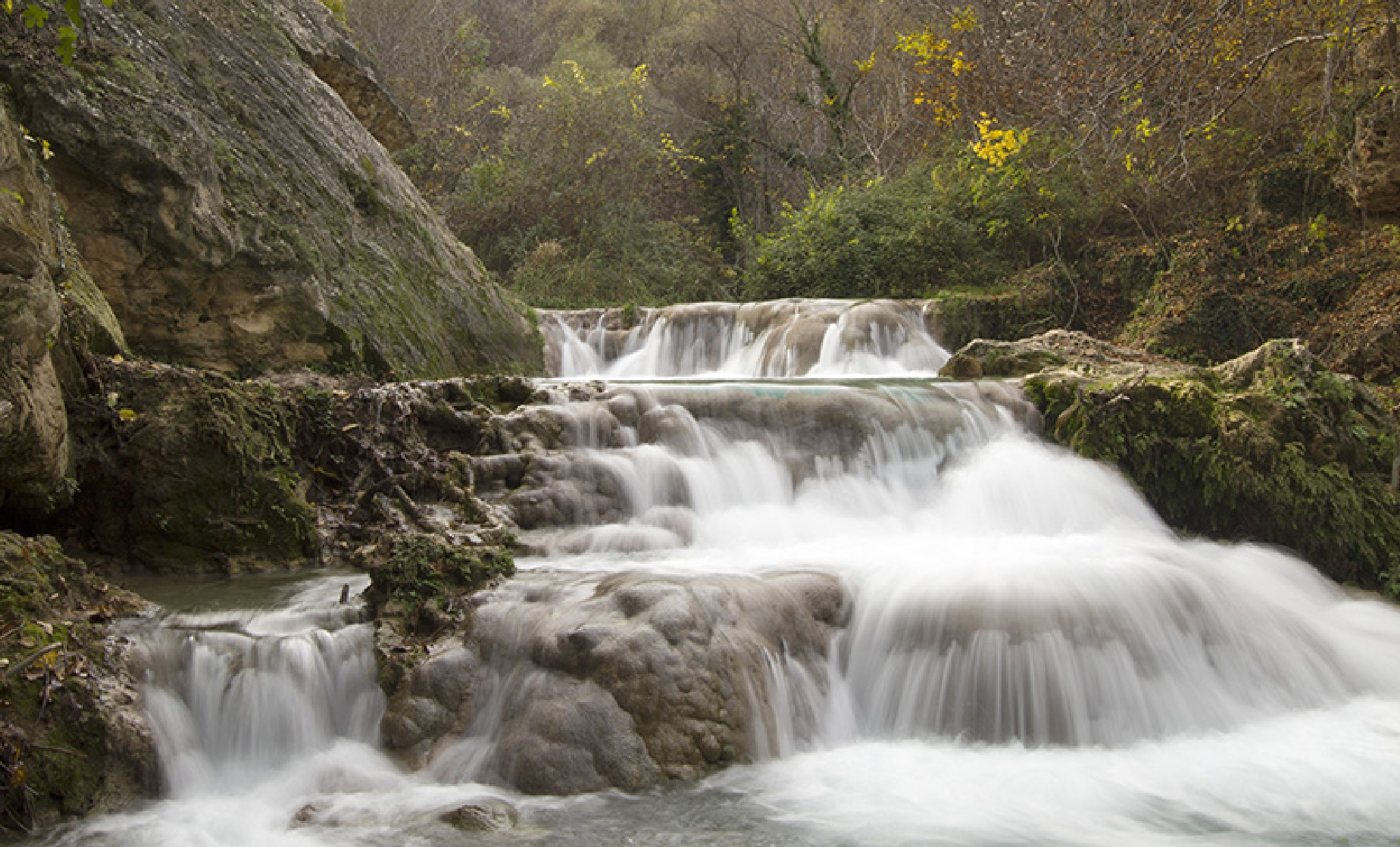 waterfall by ismail062004