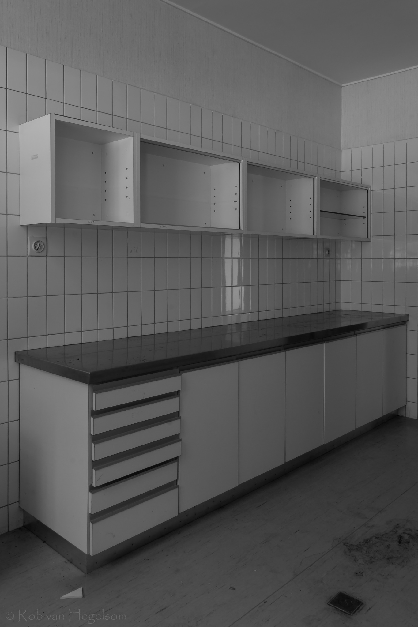The cupboards by rvanhegelsom