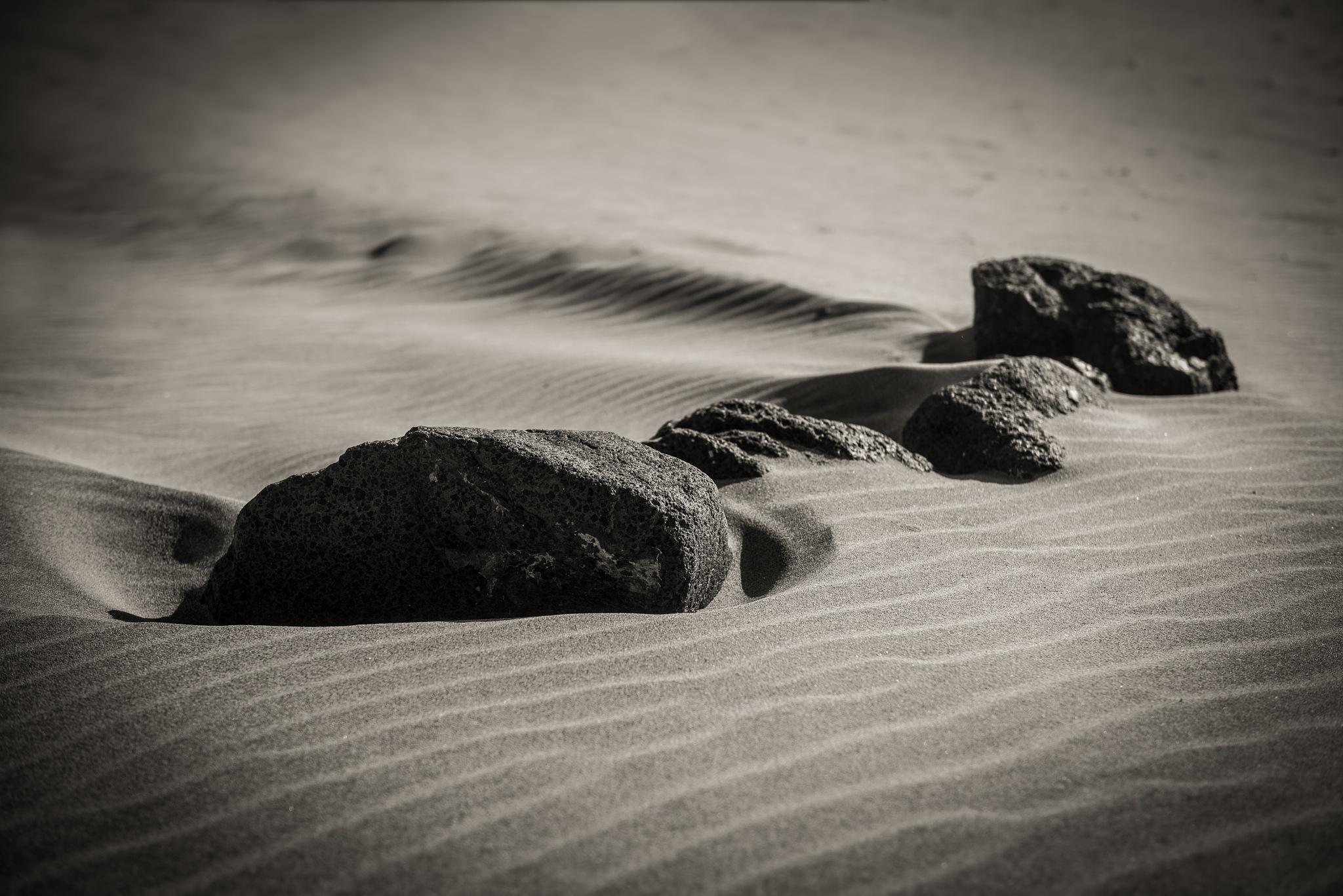 The rock by XavierWttrwulghe