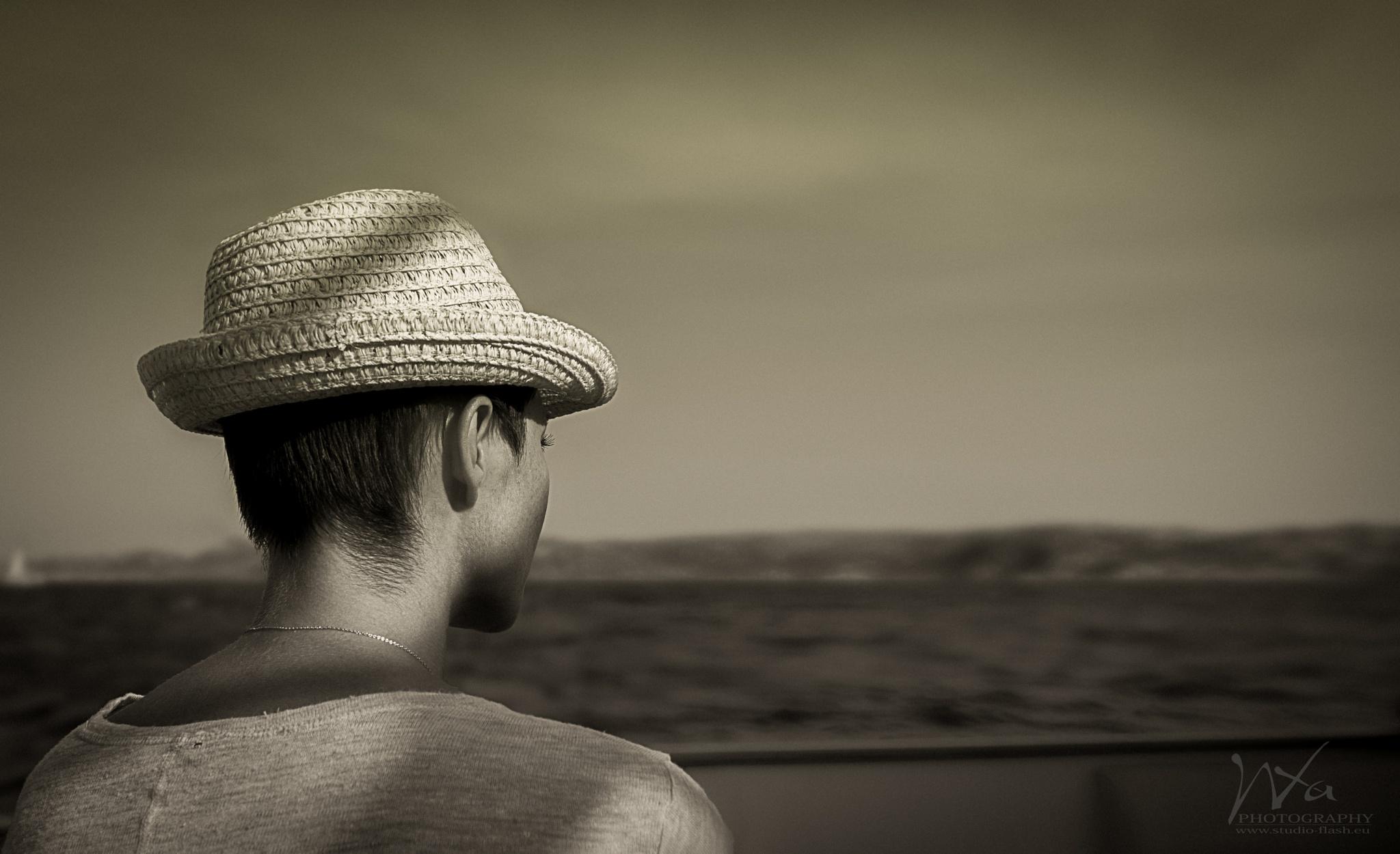 Le voyage by XavierWttrwulghe