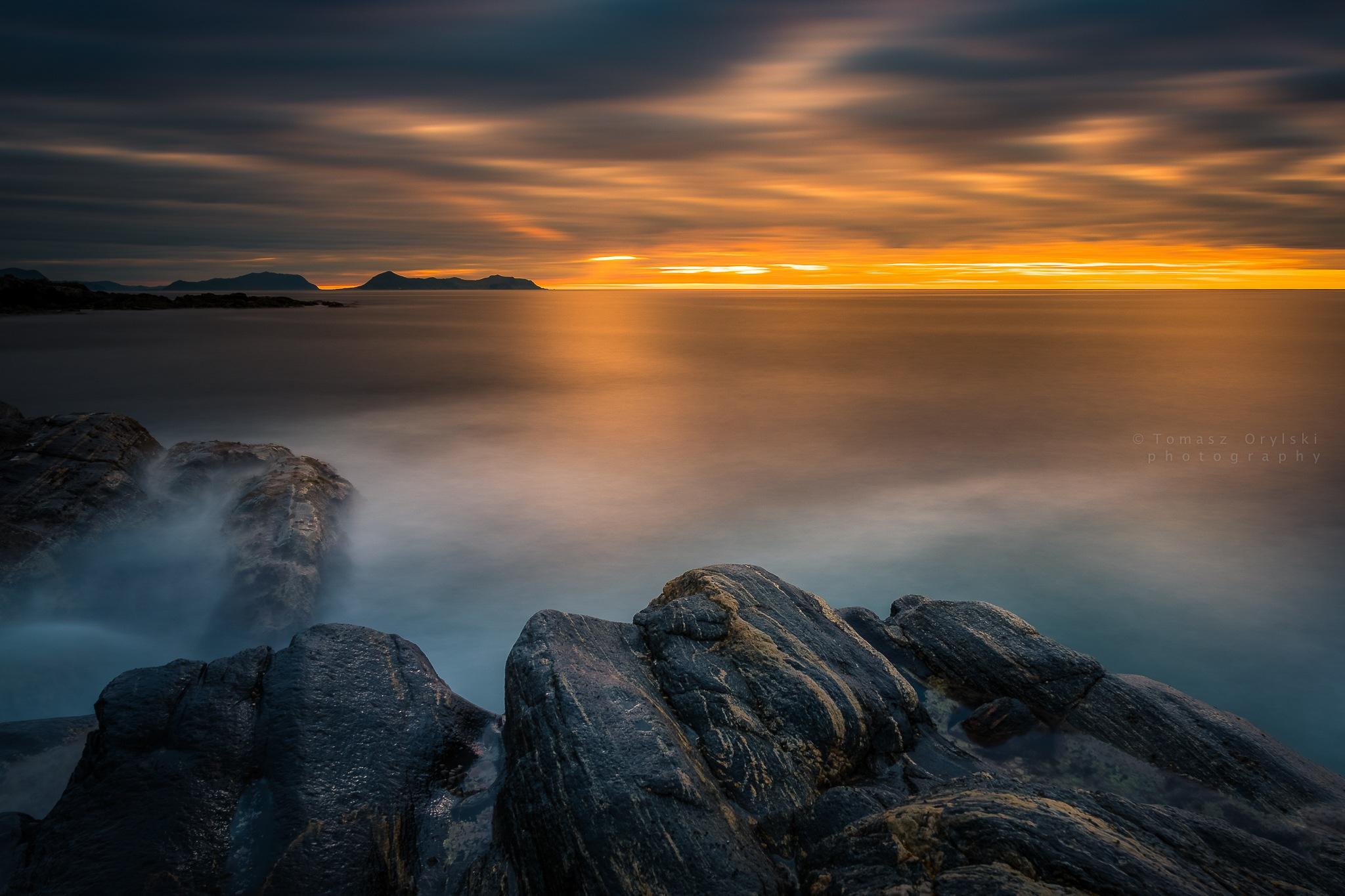 mood of Norway by Tomek Orylski