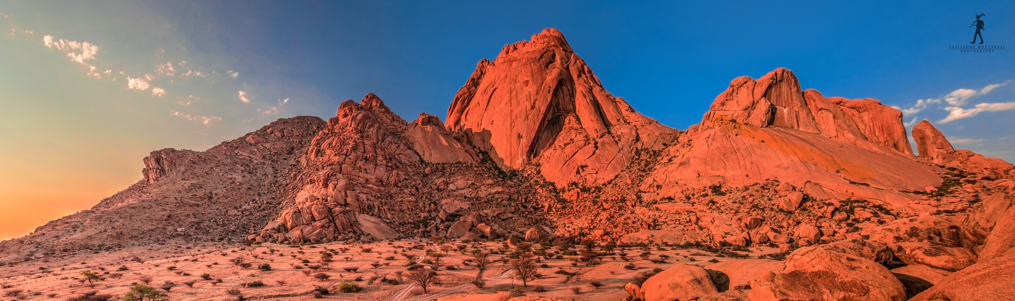 Spitzkoppe - Namibia by guillaumemontarnal