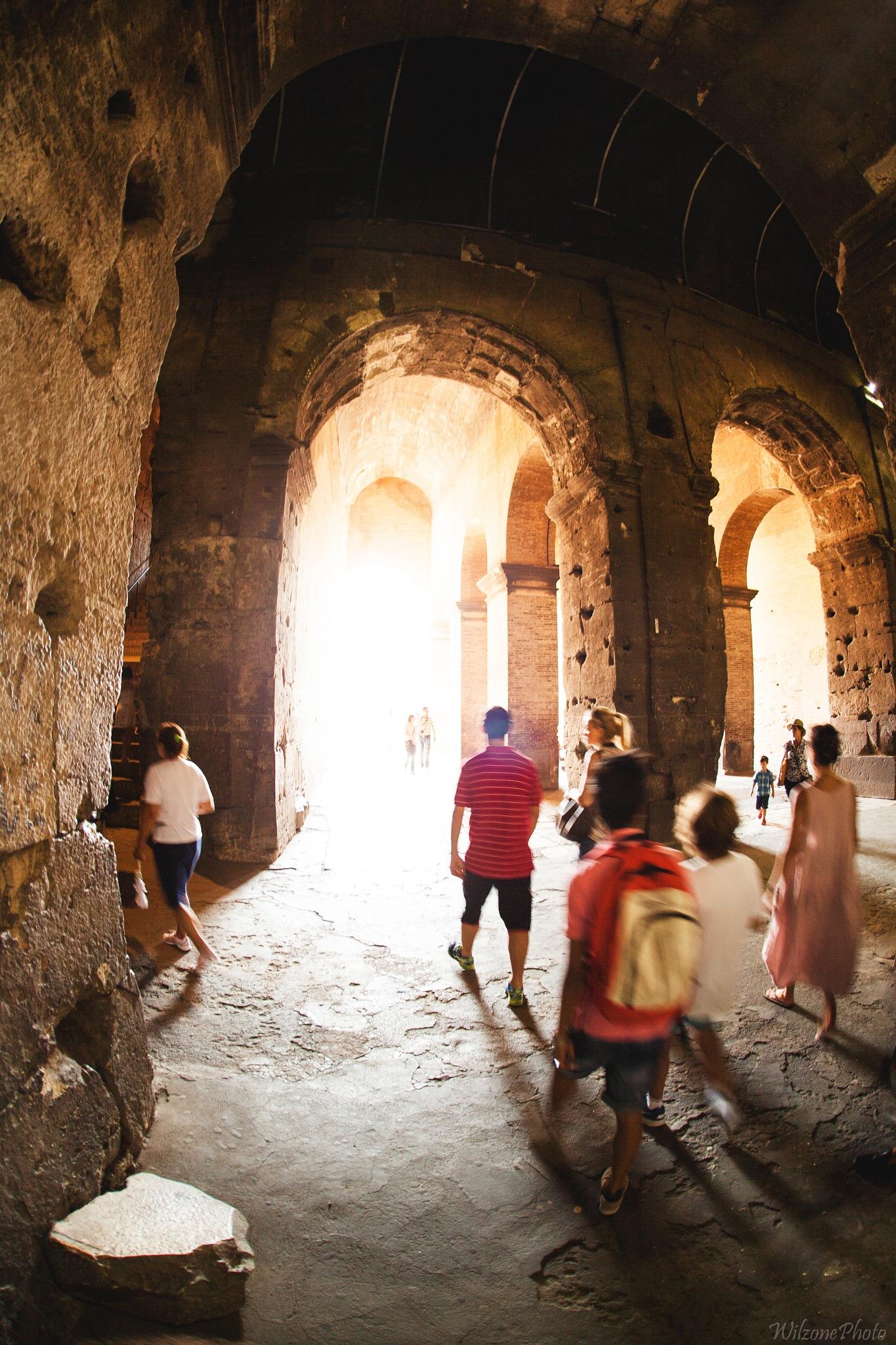Rome 3596 by Wilzone Photo