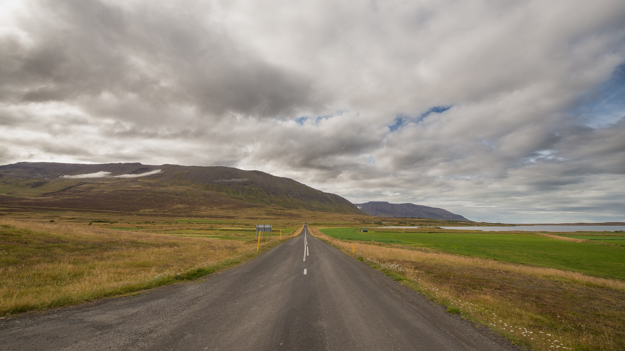 The Lonesome Road by Shawn Harquail