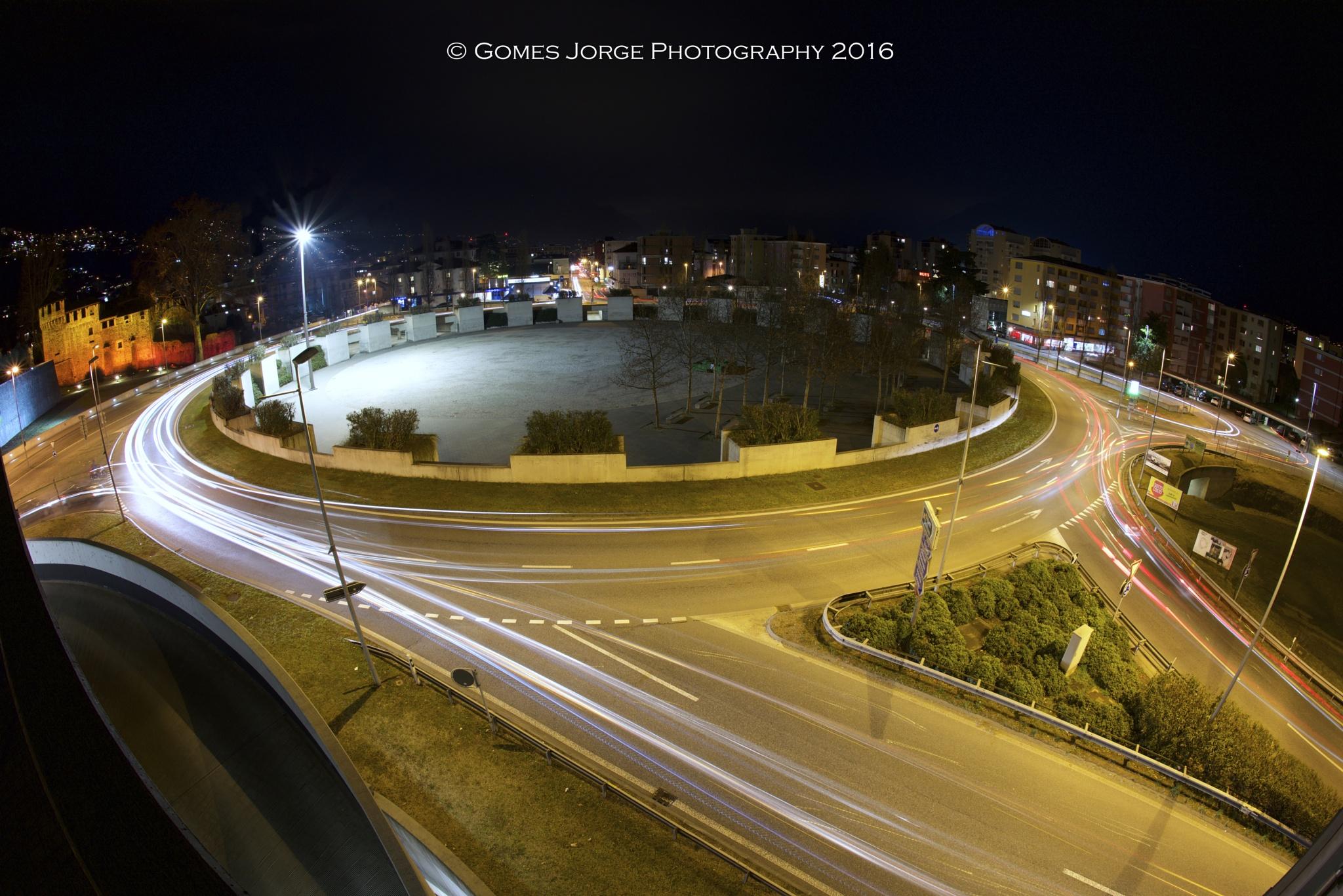 la rotonda by Gomes Jorge