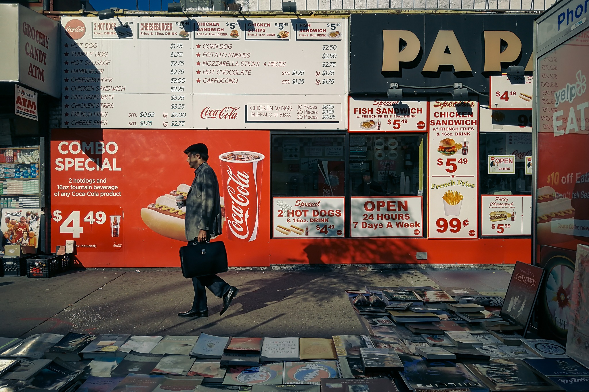 14th Street  by MassimoGiachetti