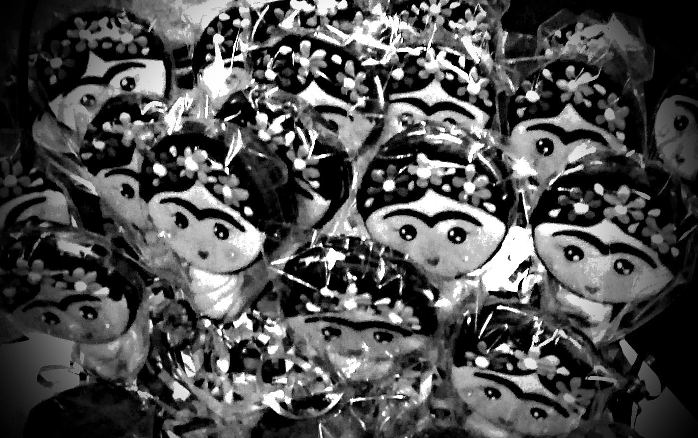 Fridas by Reid Allan Hanson