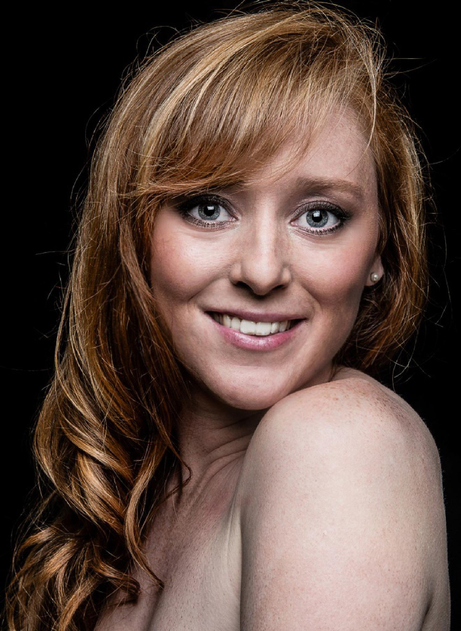 Photo in Portrait #dancer #uk #red hair