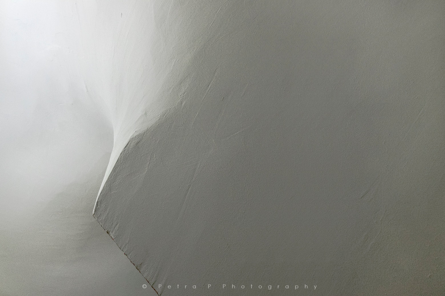 White space I by Petra P