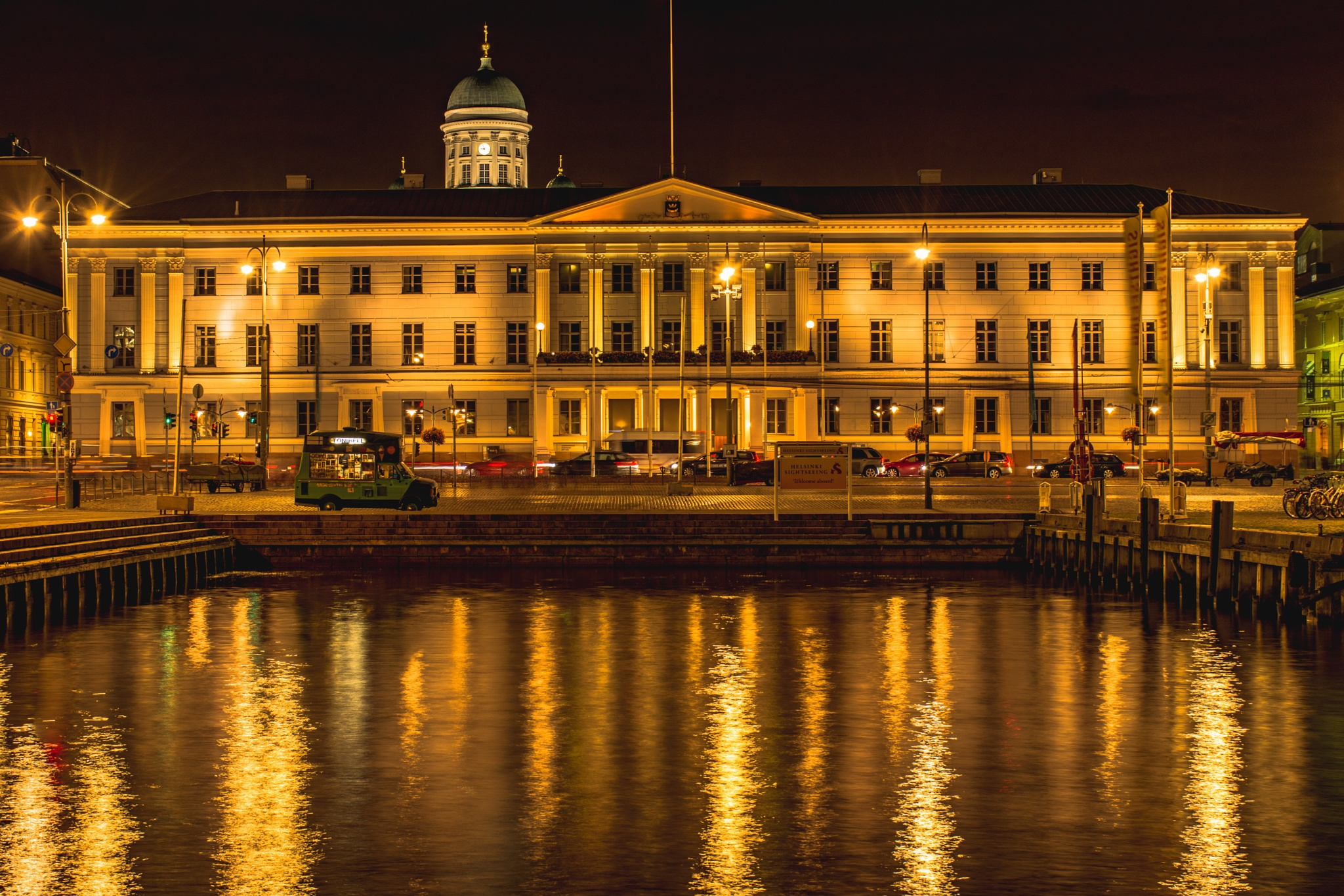 Helsinki City Hall by Matti