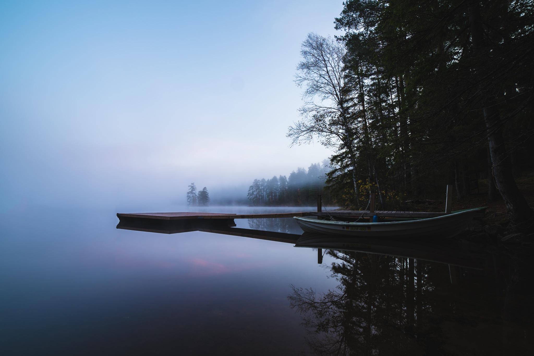Morning Mystery by Matti