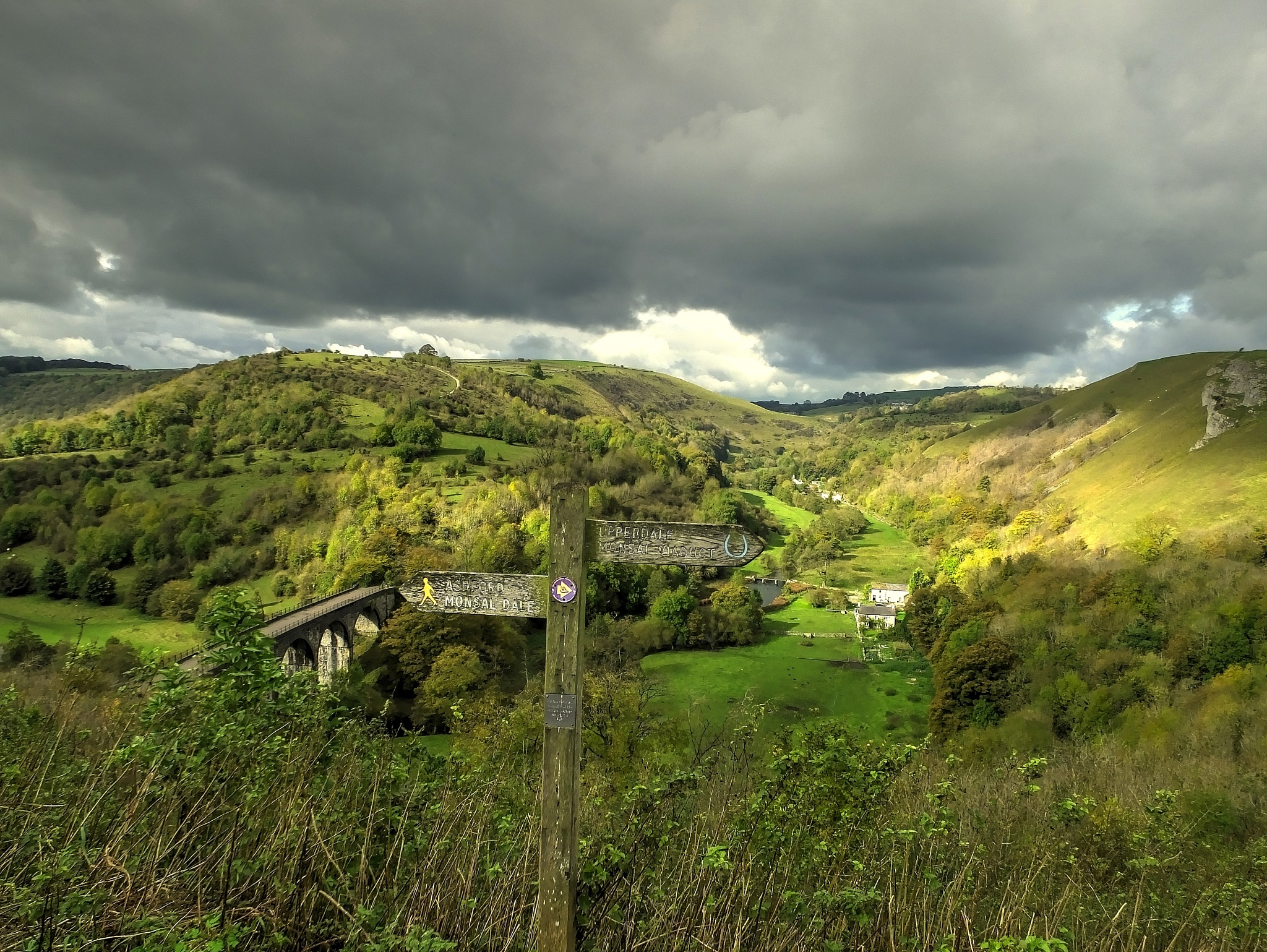 Down the Dale 2 by ianmoorcroft