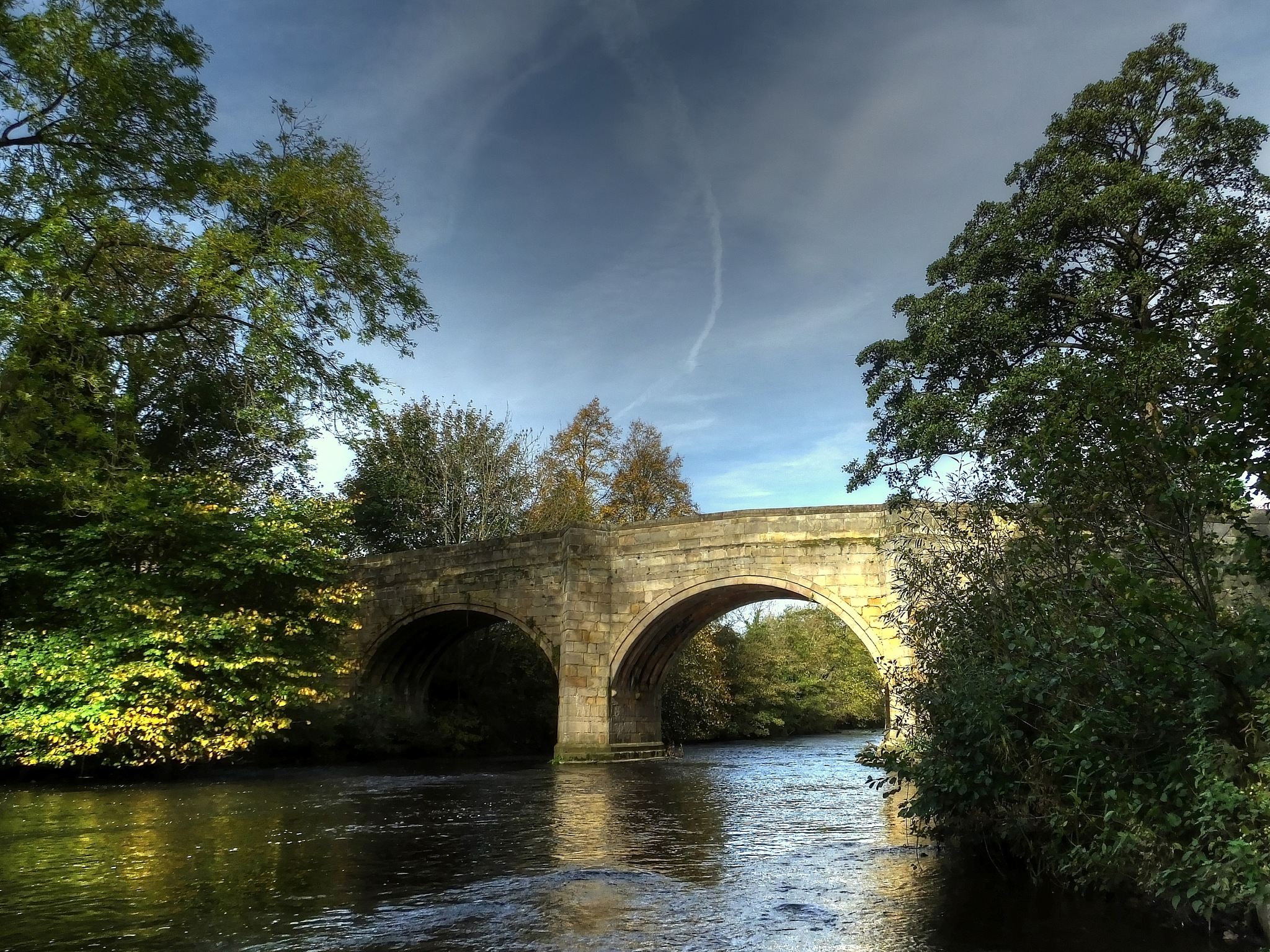 Bubnell Bridge.. by ianmoorcroft