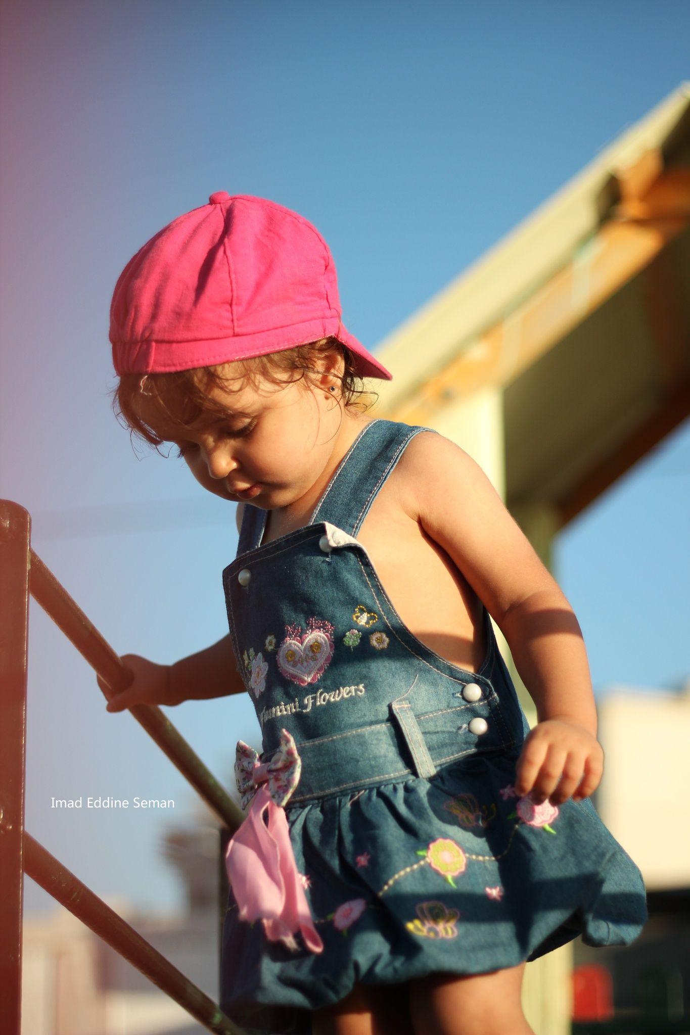 The childhood by Imad Eddine Seman
