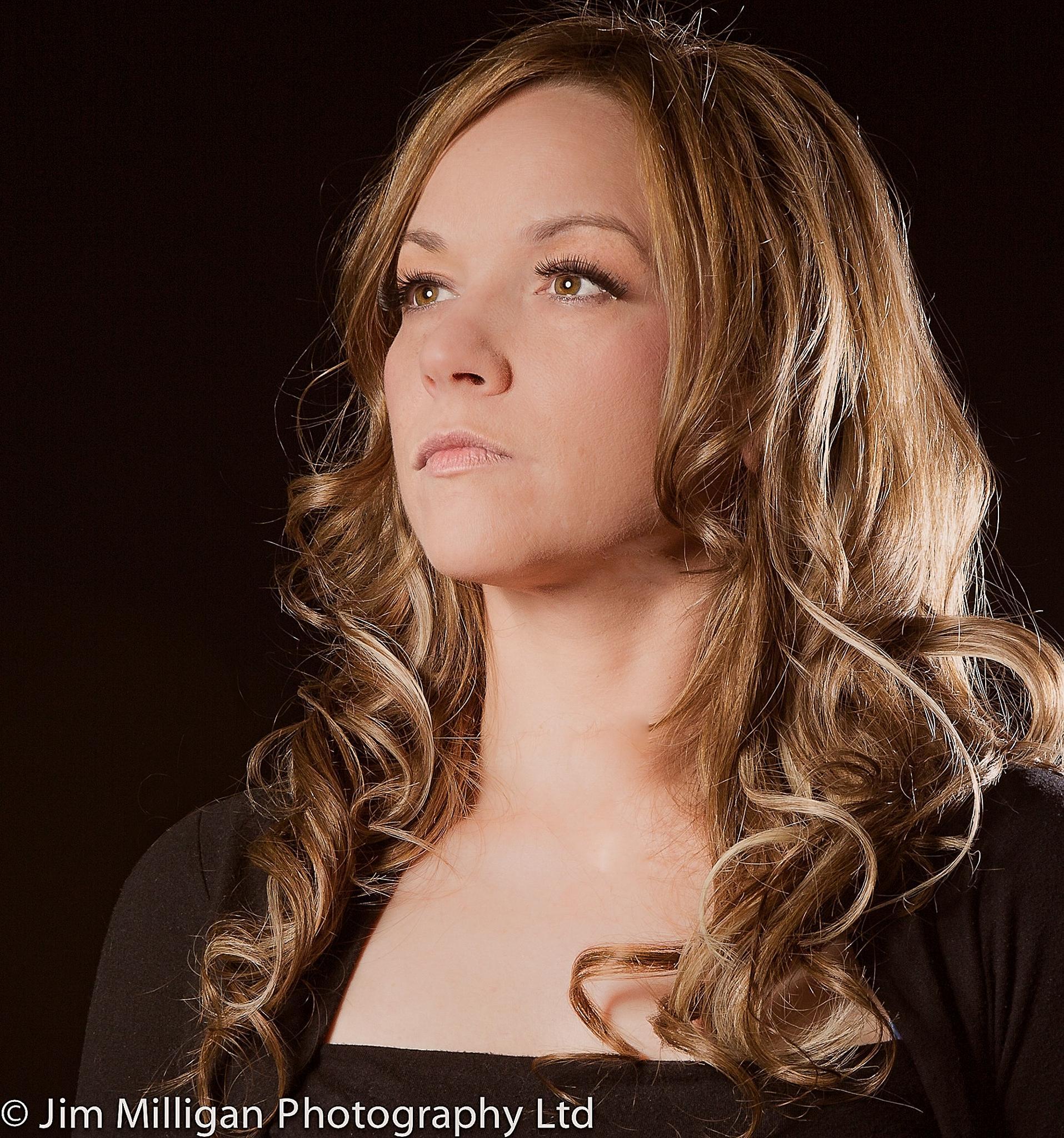 Photo in Portrait #female #model #pose #look #head shot
