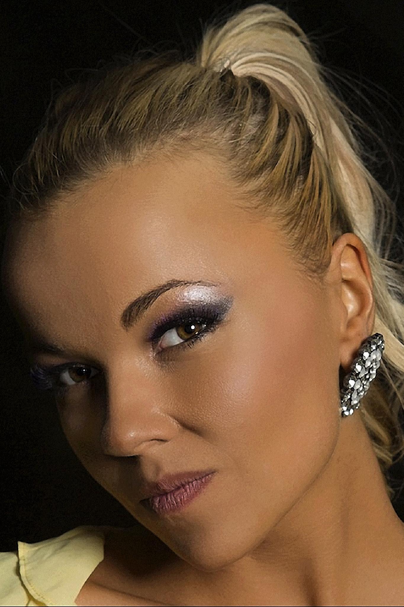 Photo in Portrait #head shot #female #model