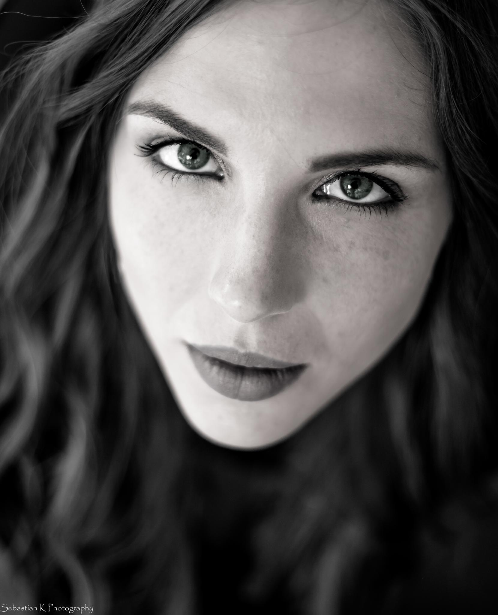 Iris by SebastianKPhotography