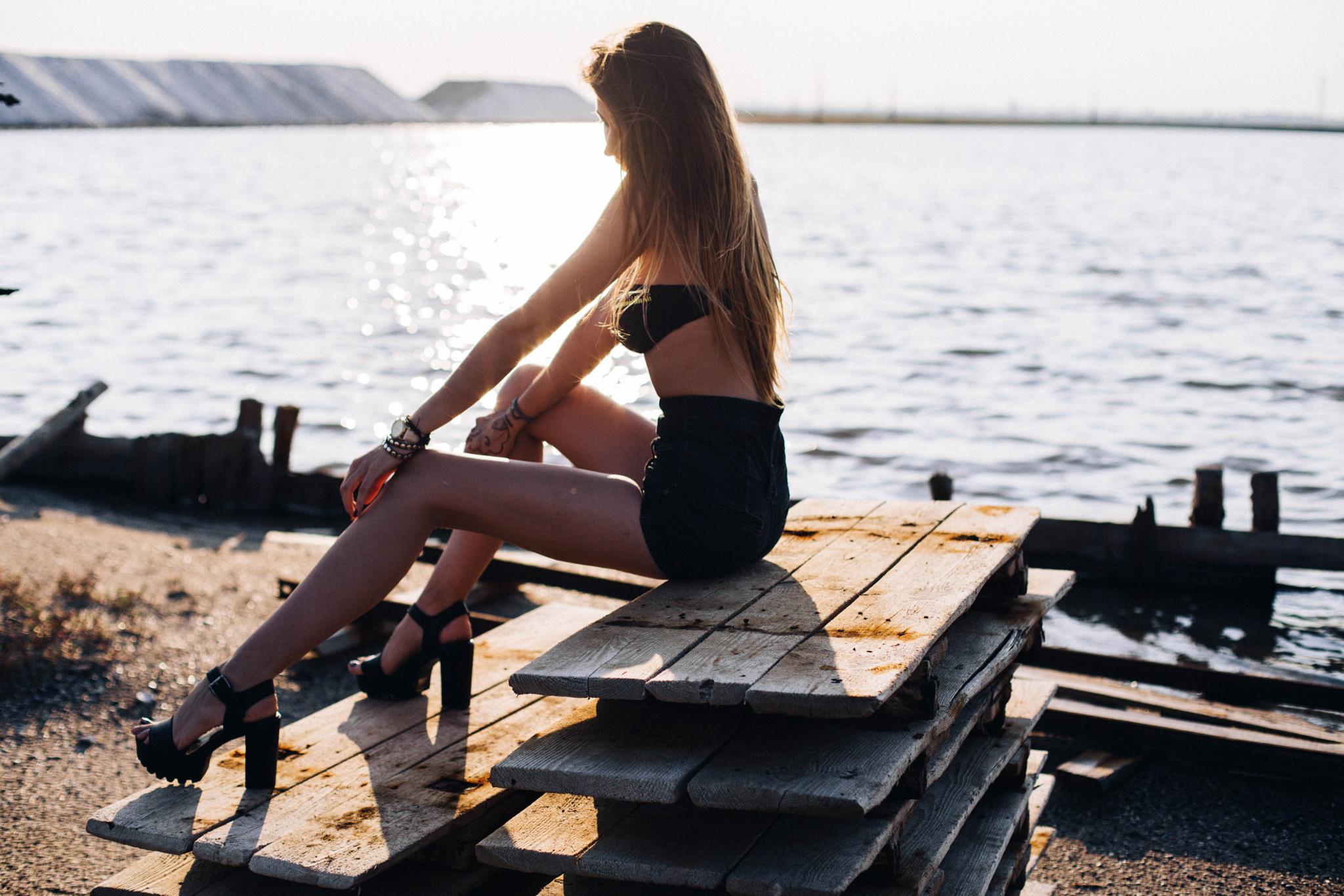 Christine by Oleg Nagel