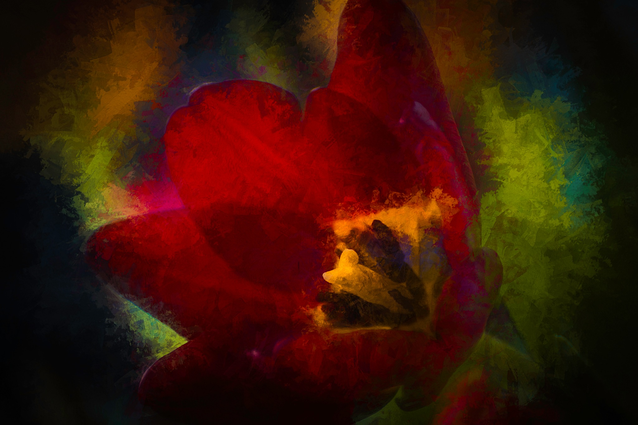 Tulip Time 18 by JohnEllingson