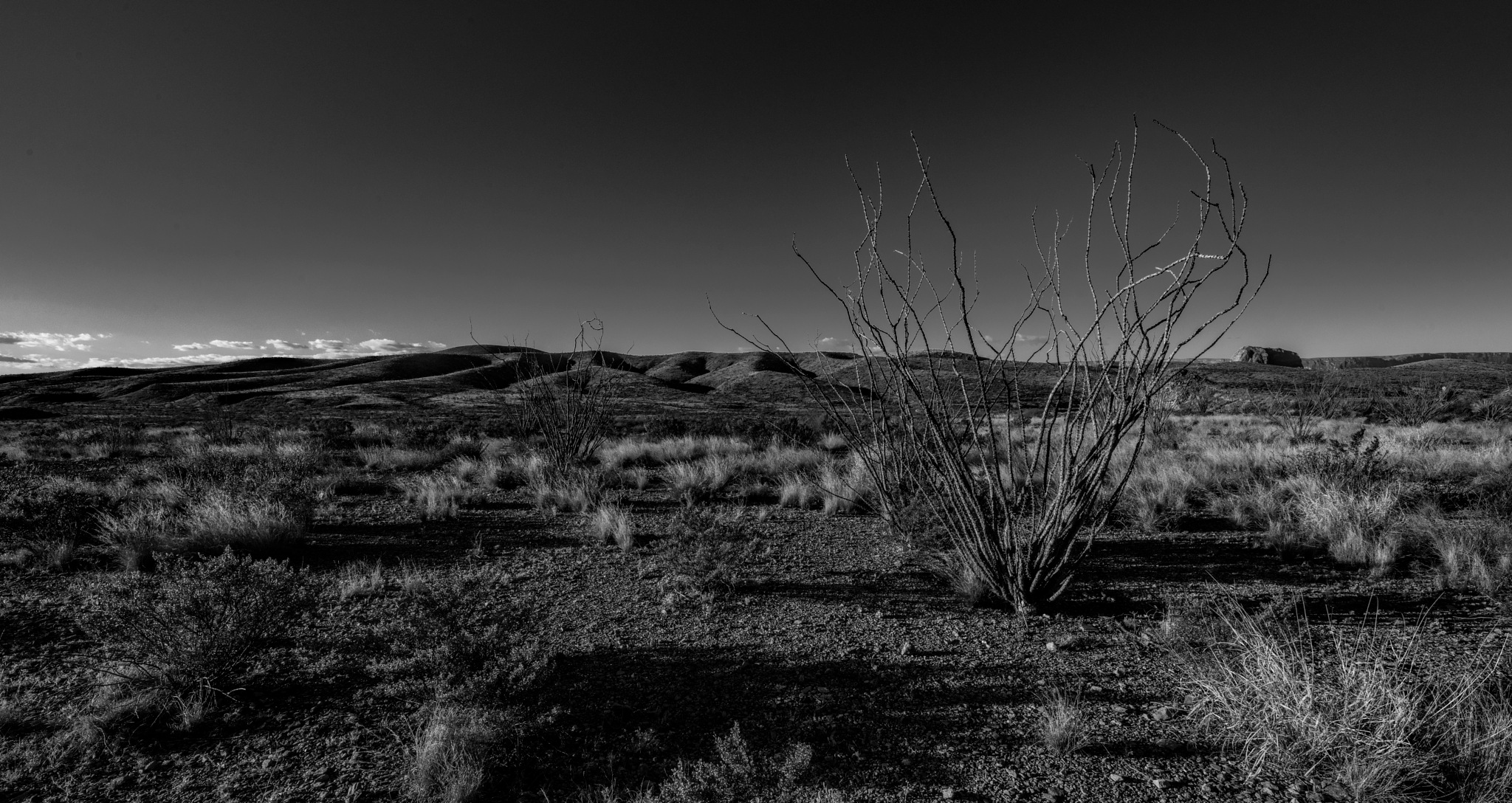 West Texas Hills by JohnEllingson