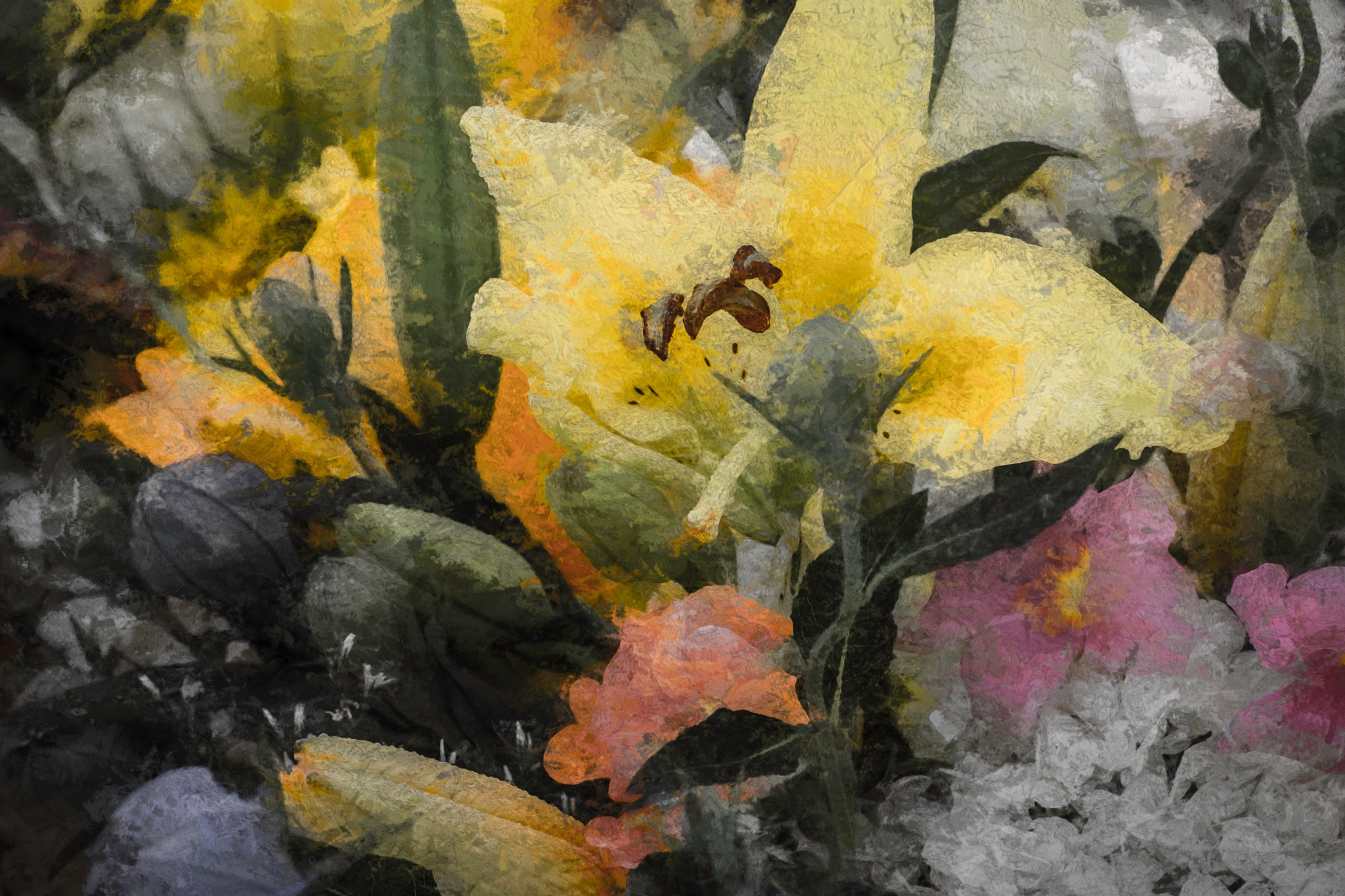 Floral 103 by JohnEllingson