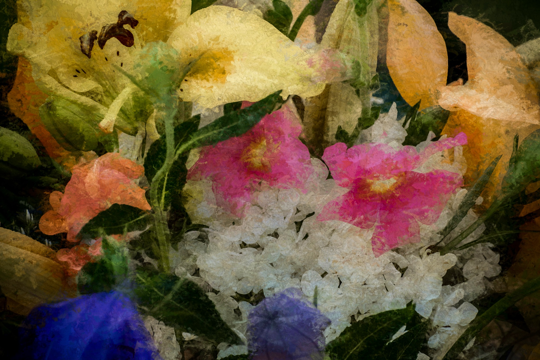 Floral 105 by JohnEllingson