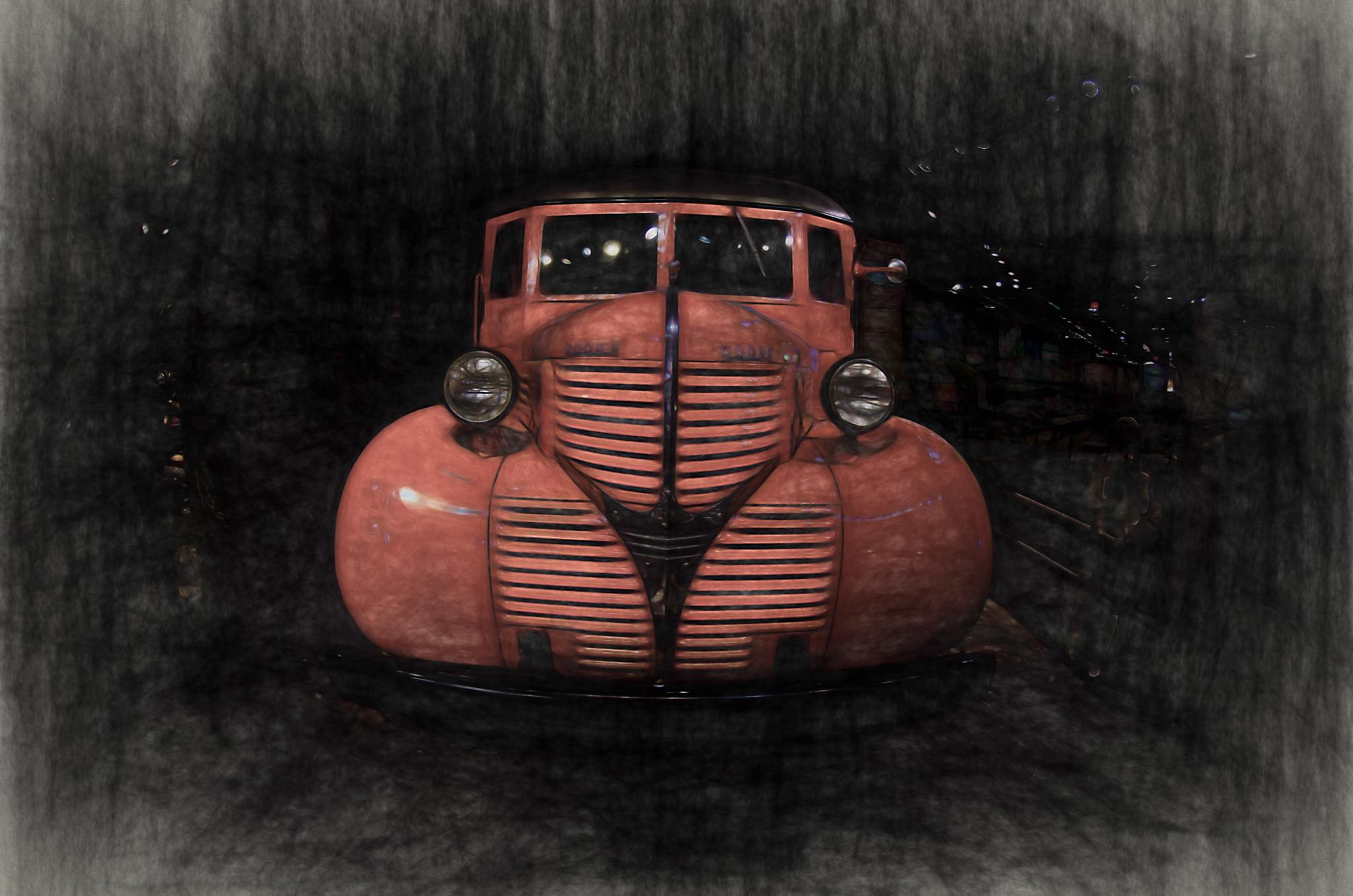 Dodge by JohnEllingson