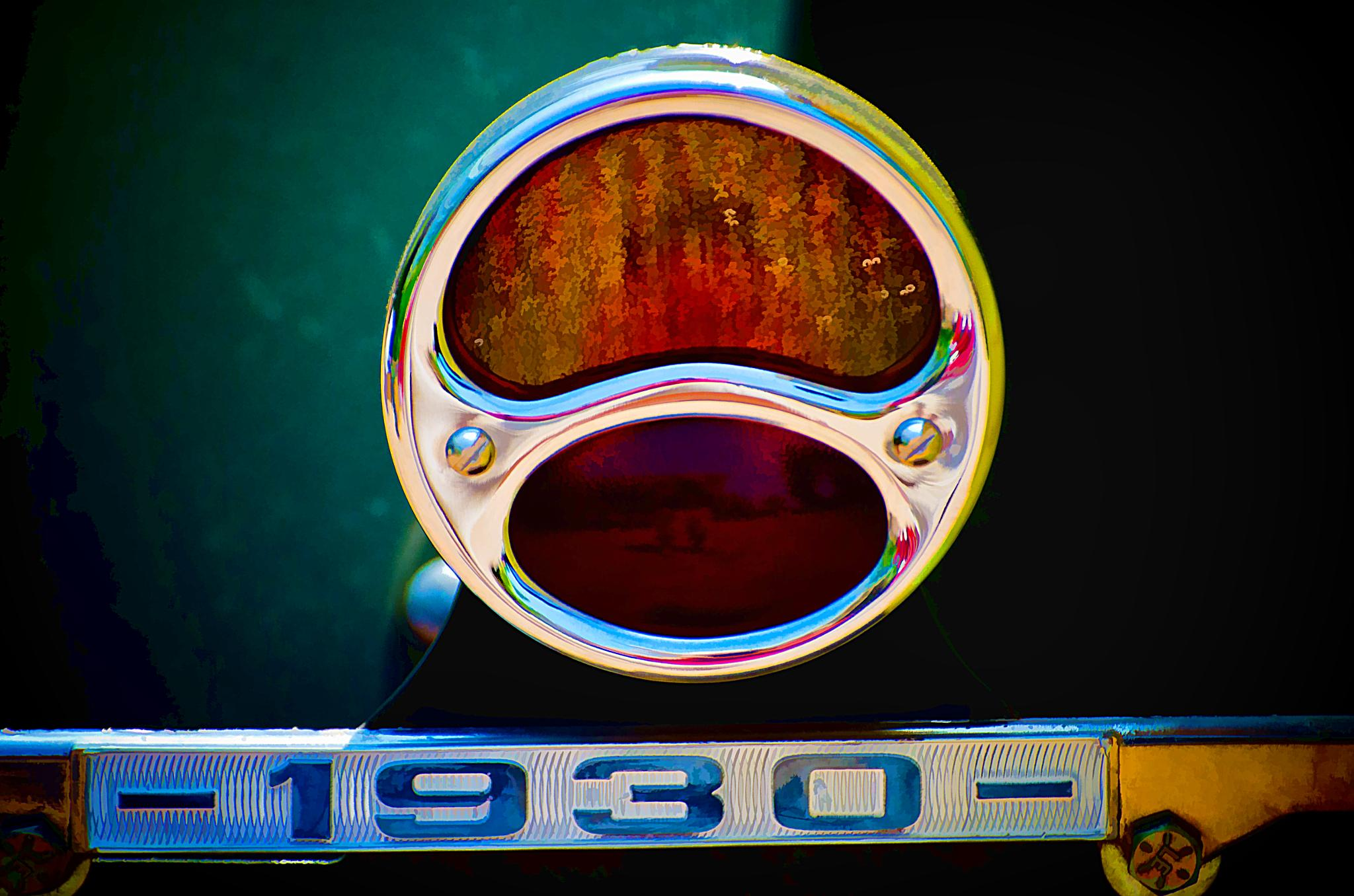 1930 Model A by JohnEllingson