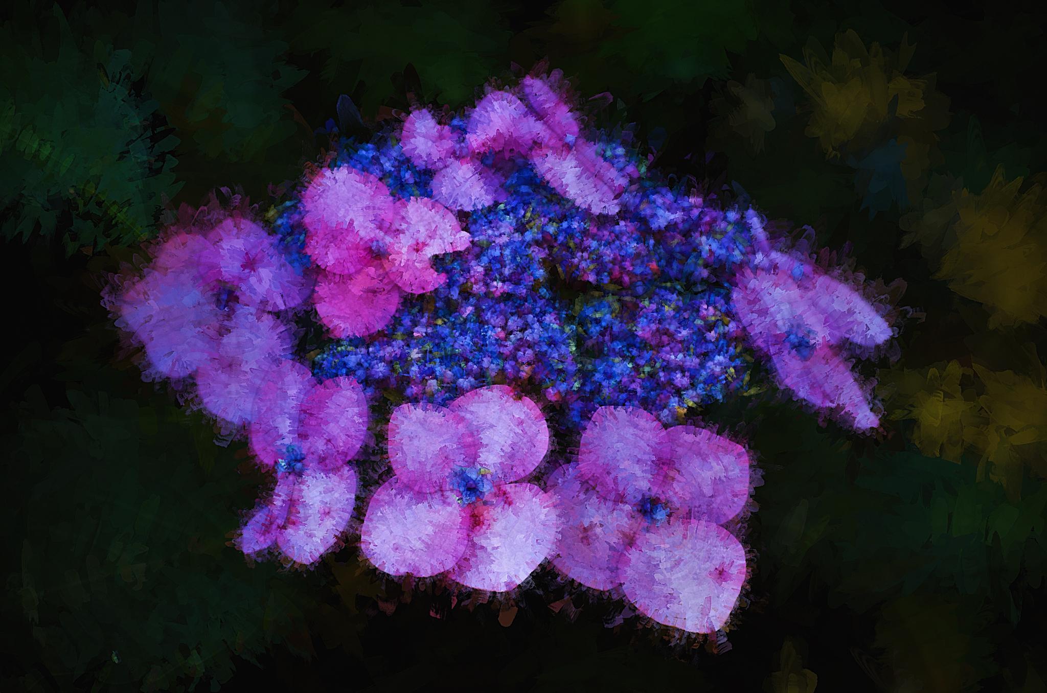 Midnight Garden by JohnEllingson