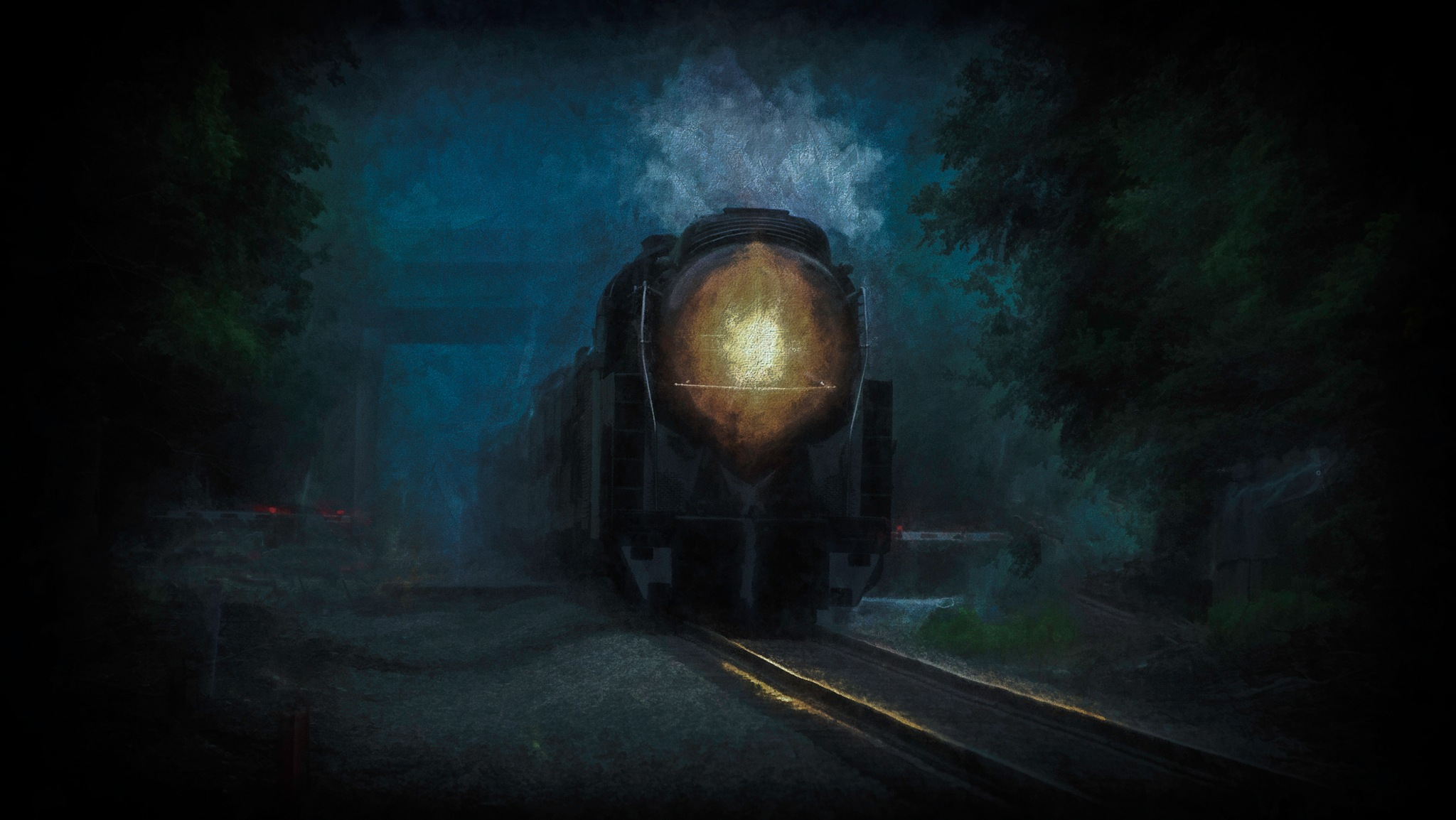 Night Train 2 by JohnEllingson