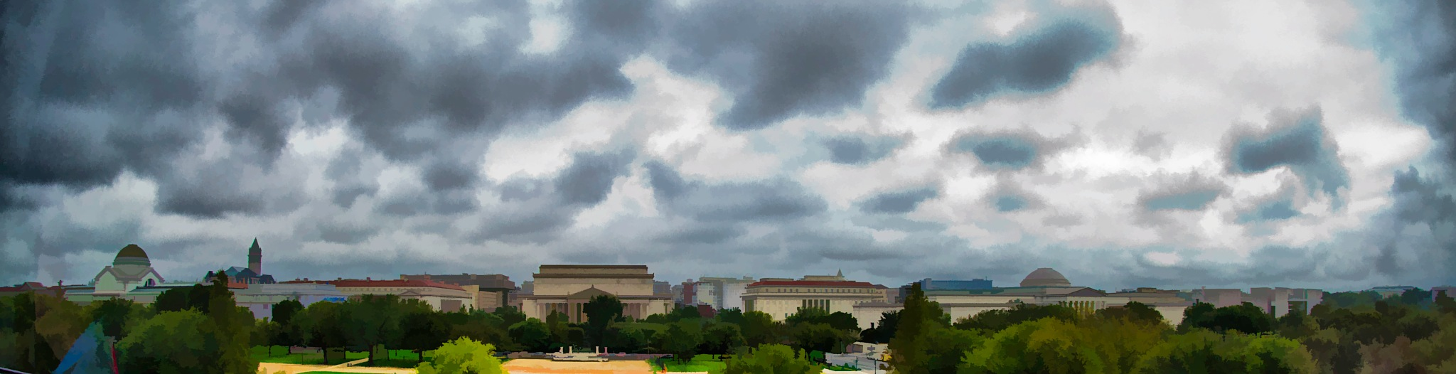 National Mall by JohnEllingson