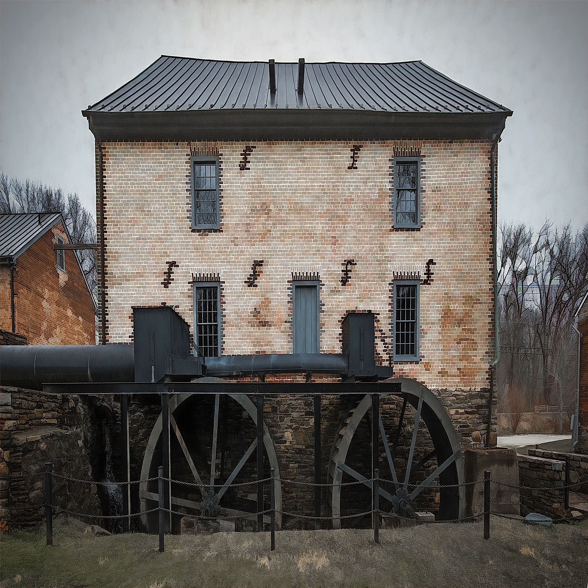Aldie Mill 3 by JohnEllingson