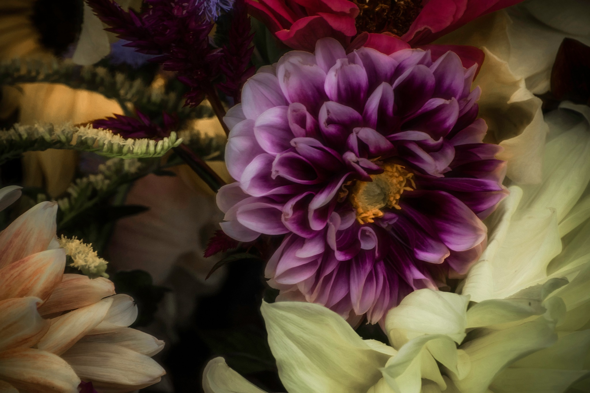 Flowers 9-2-45 by JohnEllingson