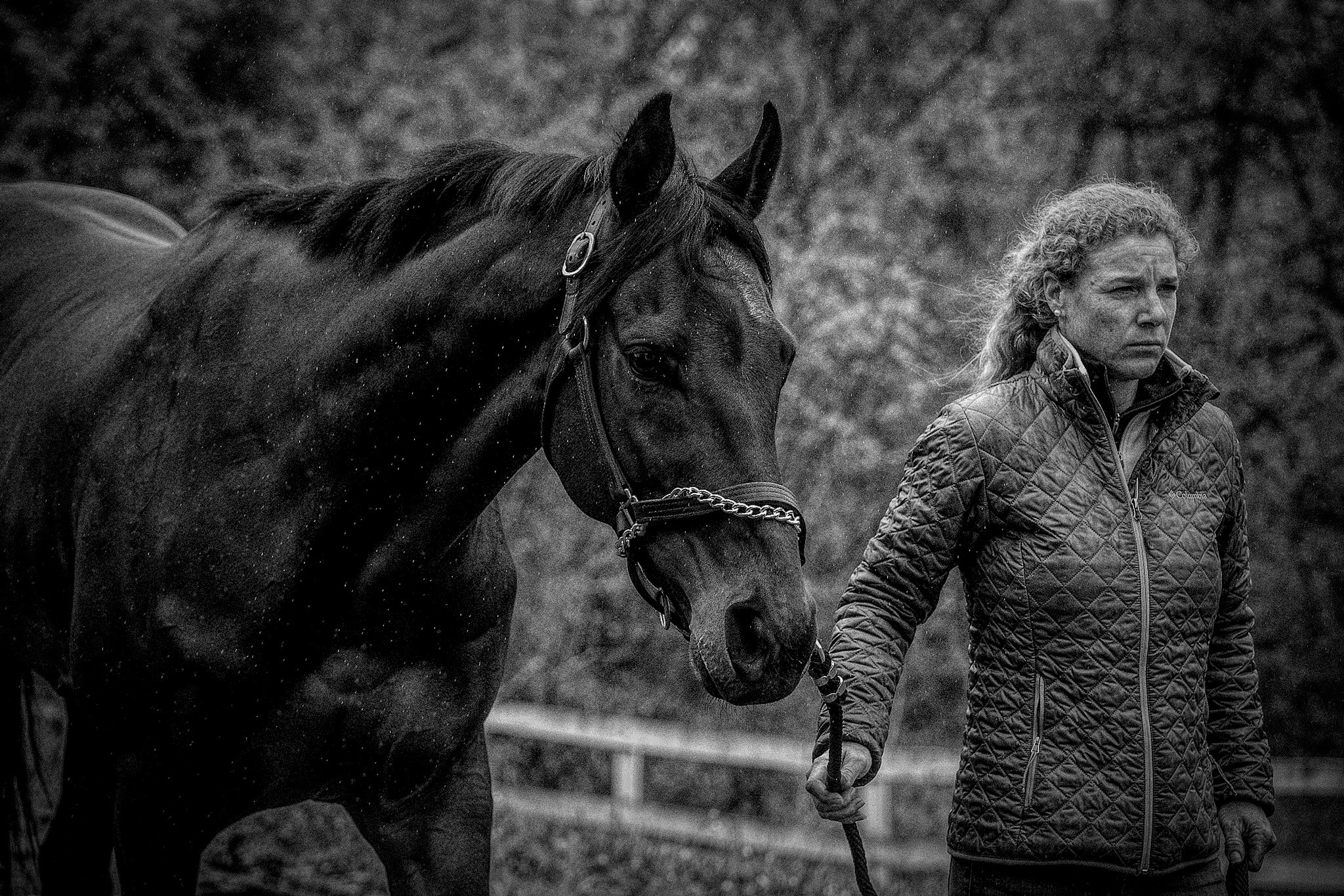 Friends in the Rain by JohnEllingson