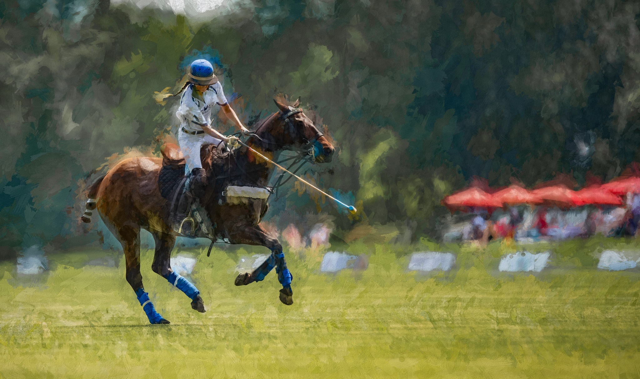 New Polo 7 by JohnEllingson