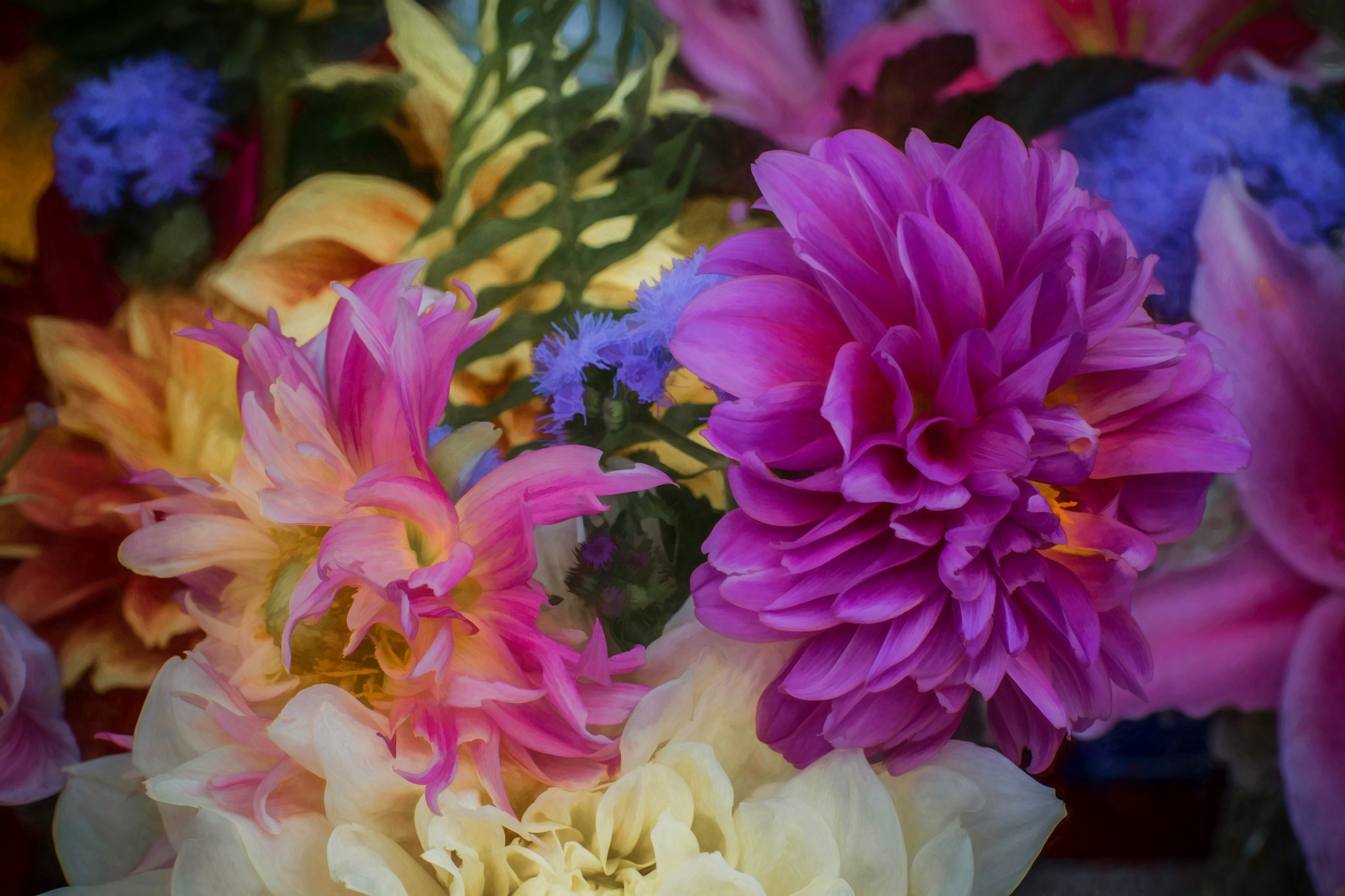 Floral 216 by JohnEllingson