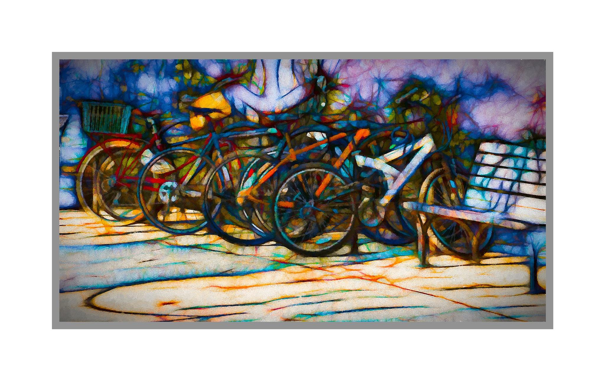 Urban Transport 2 by JohnEllingson