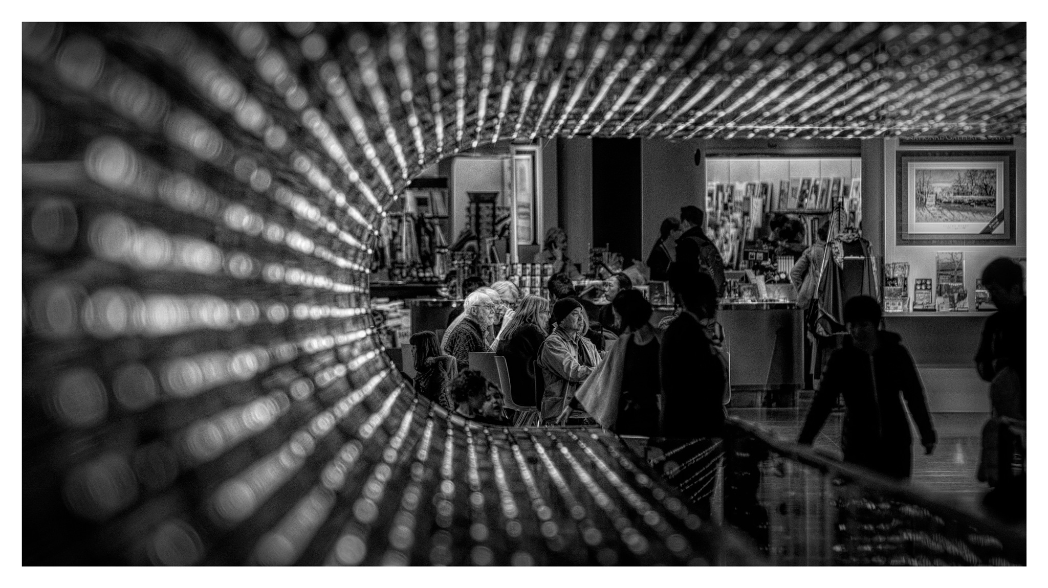 Cafeteria by JohnEllingson