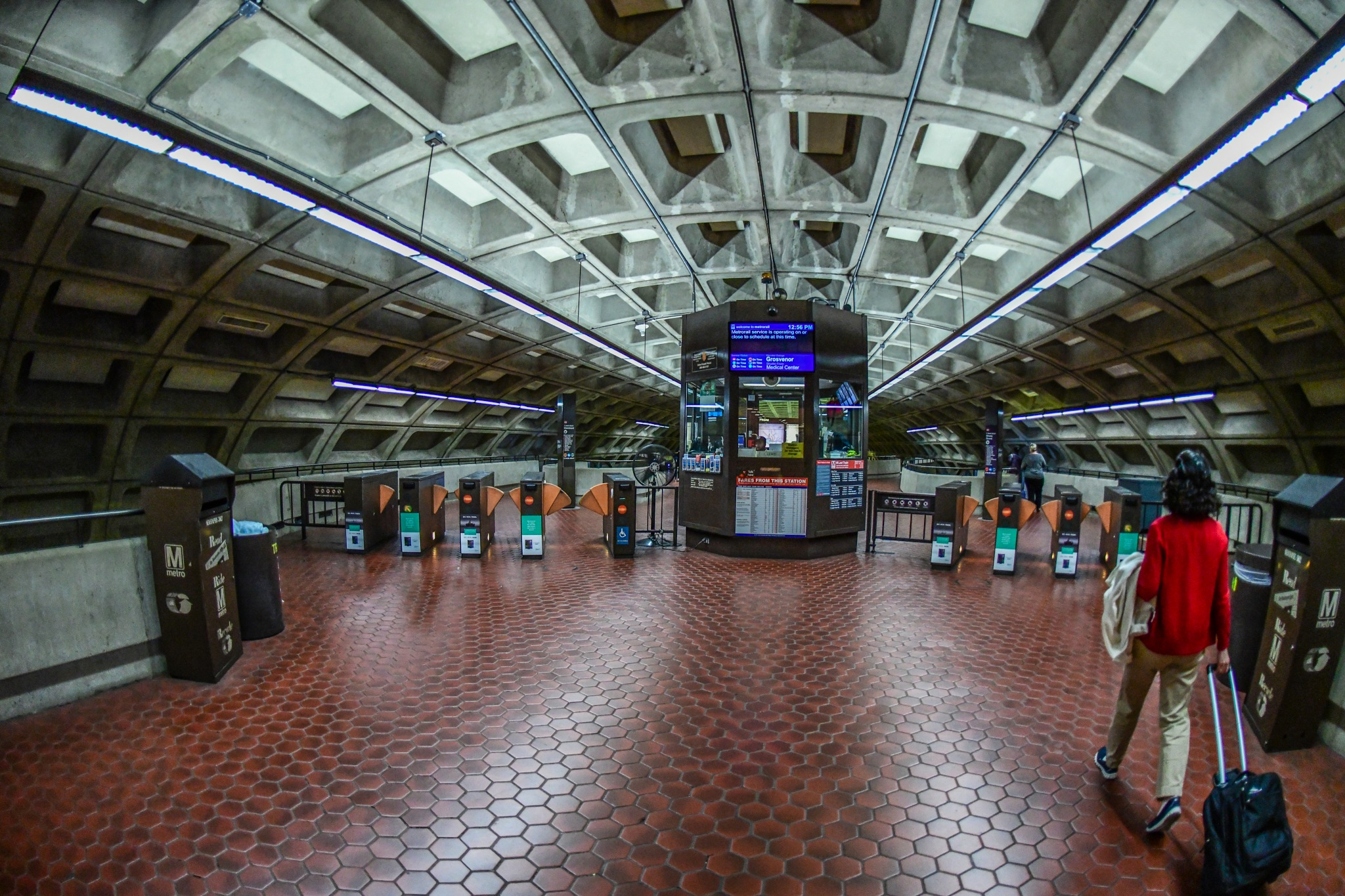 Metro Center by JohnEllingson