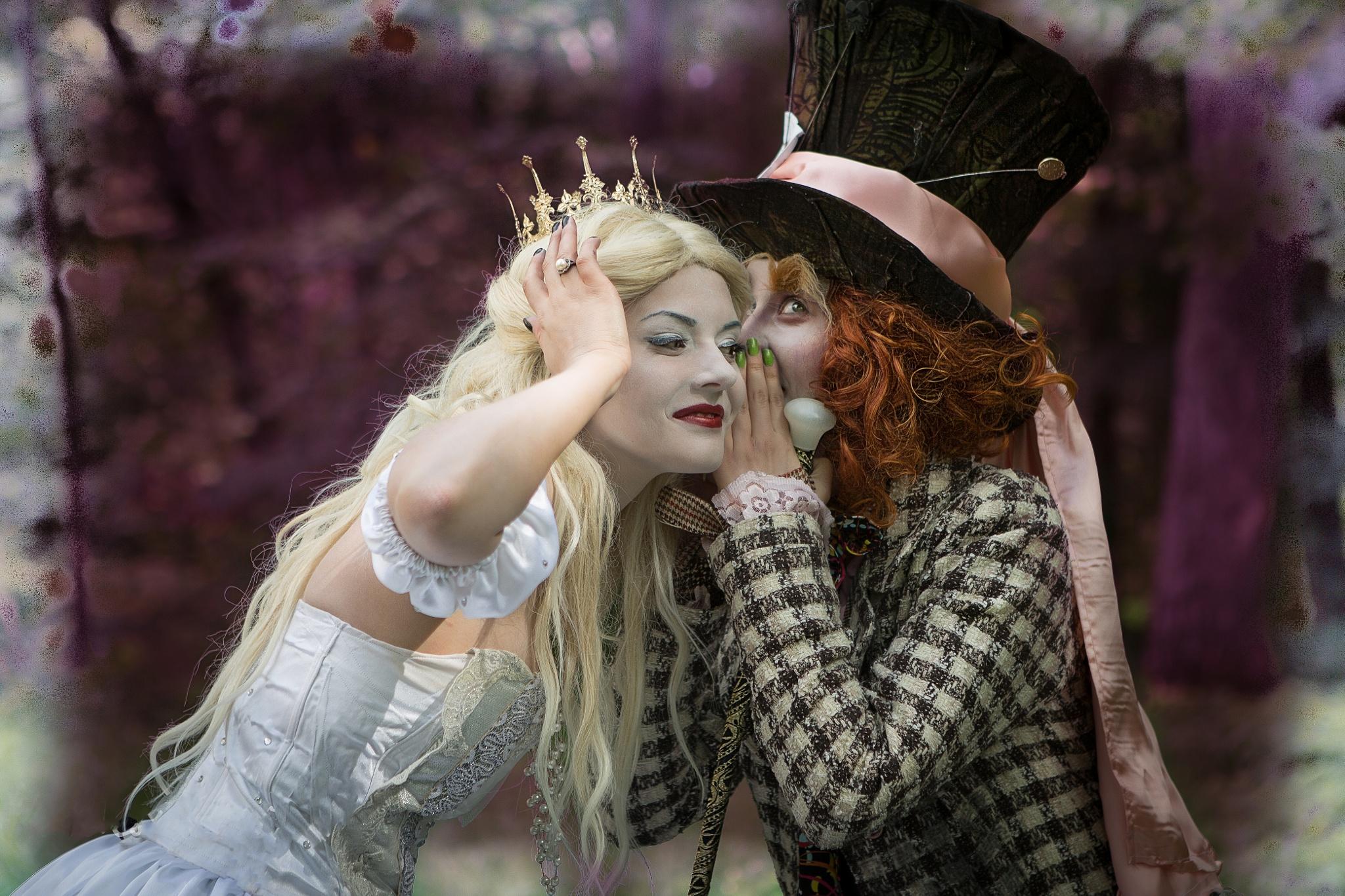 Alice's Adventure in Wonderland by Sergej  Rekhov