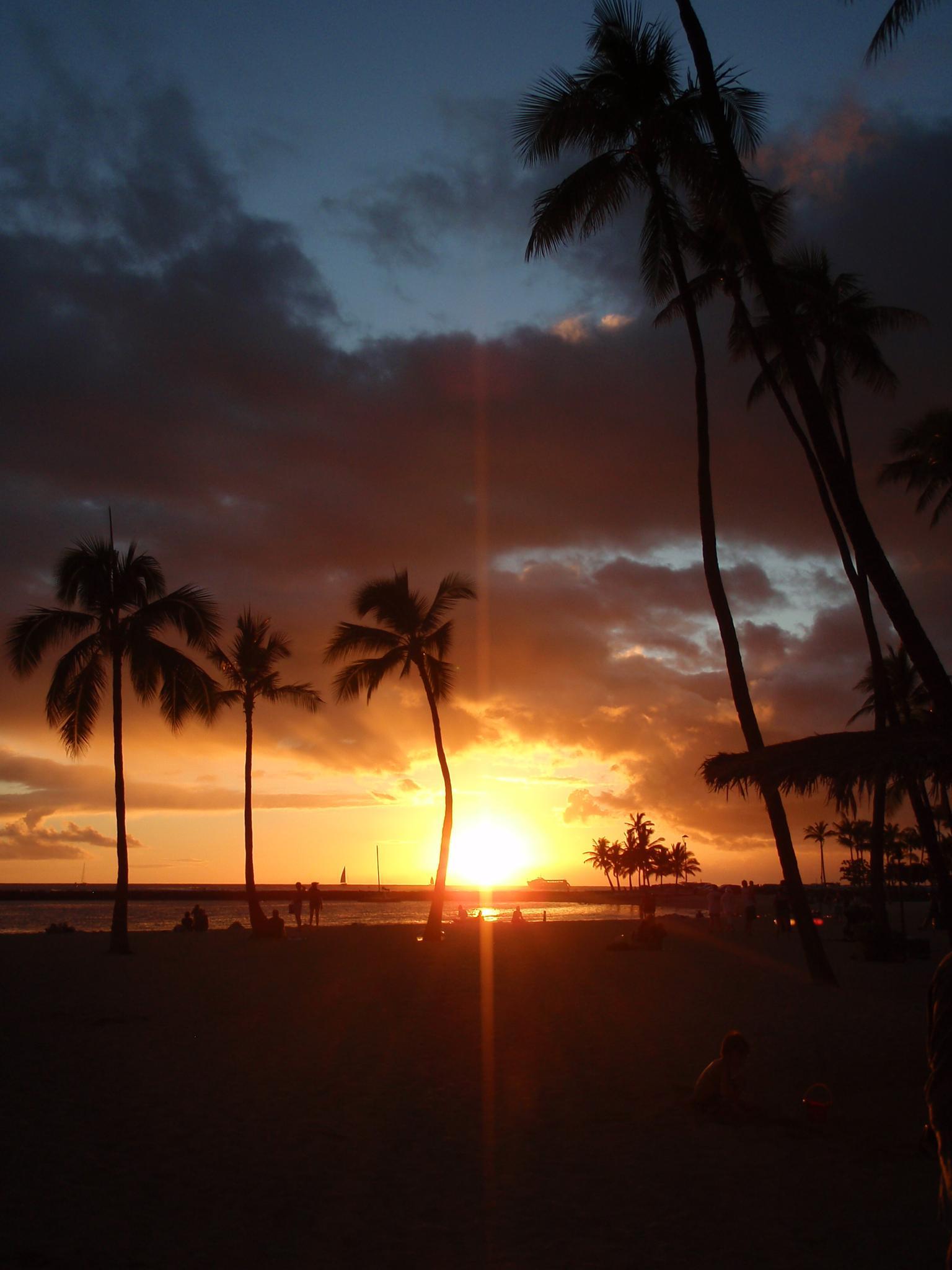 Hawaii Sunset by Jason R. Rich