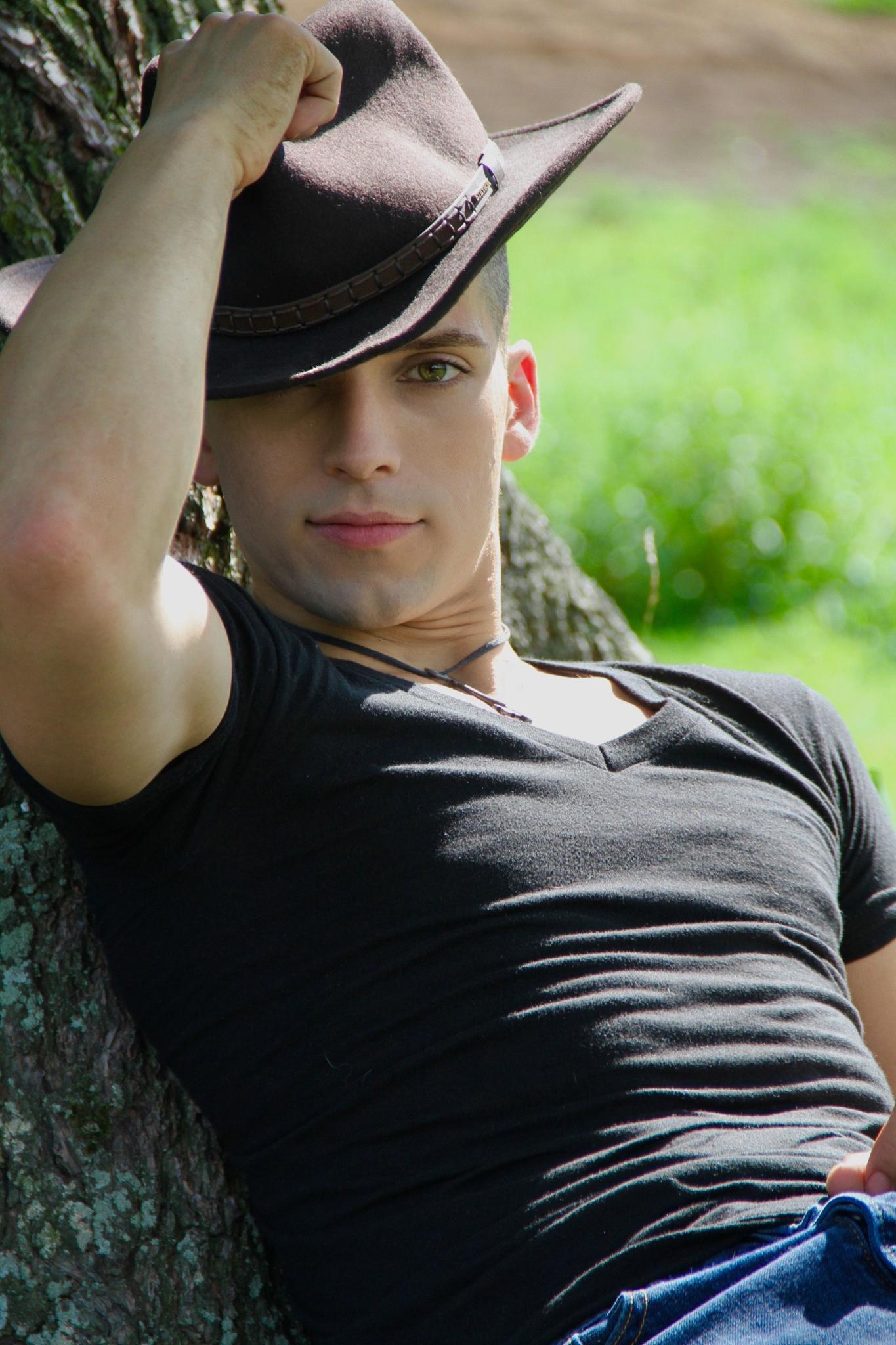 Michael Jade Paquette - Model by Jason R. Rich