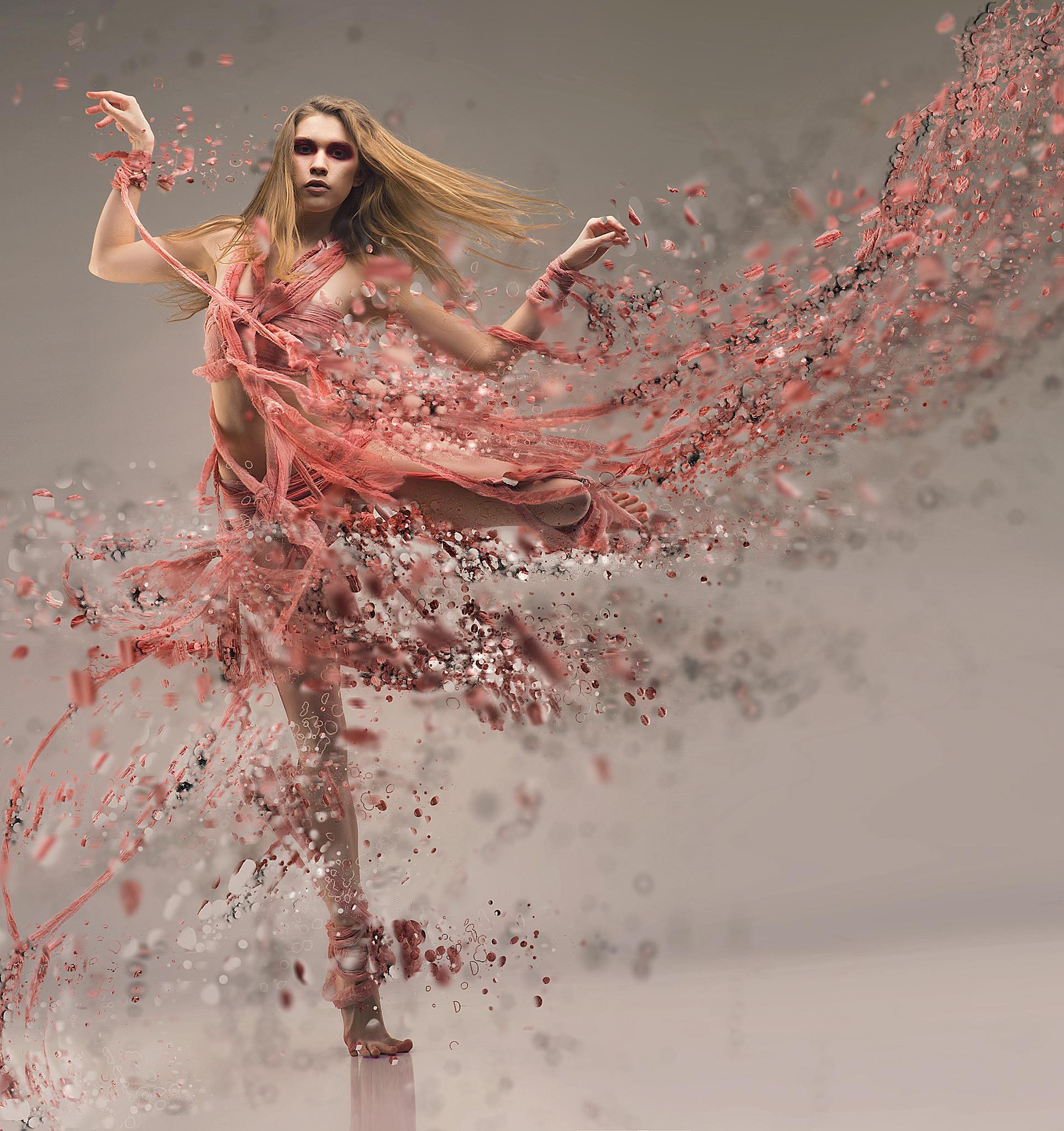 dancer by Peter Braunschmid