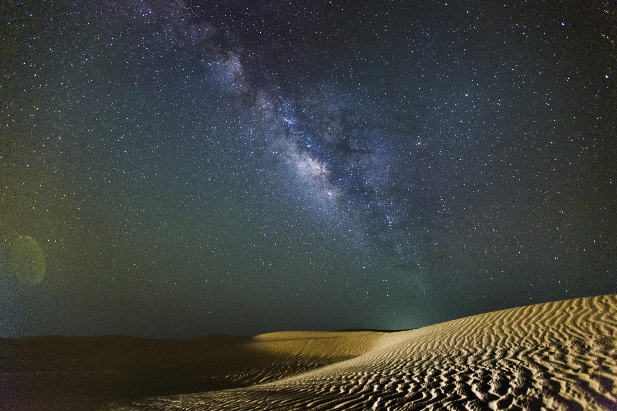 Desert Night Chandelier by archhajras
