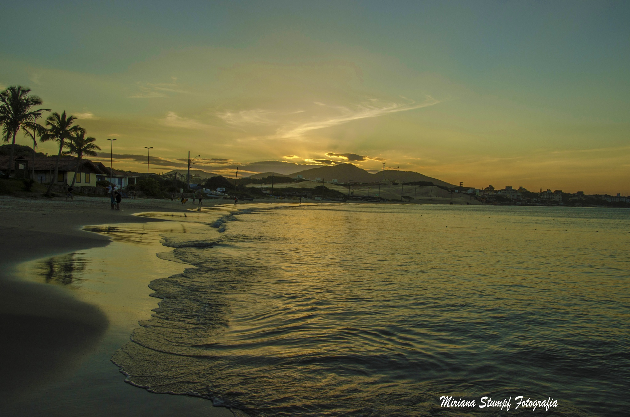 Praia by Miriana Stumpf