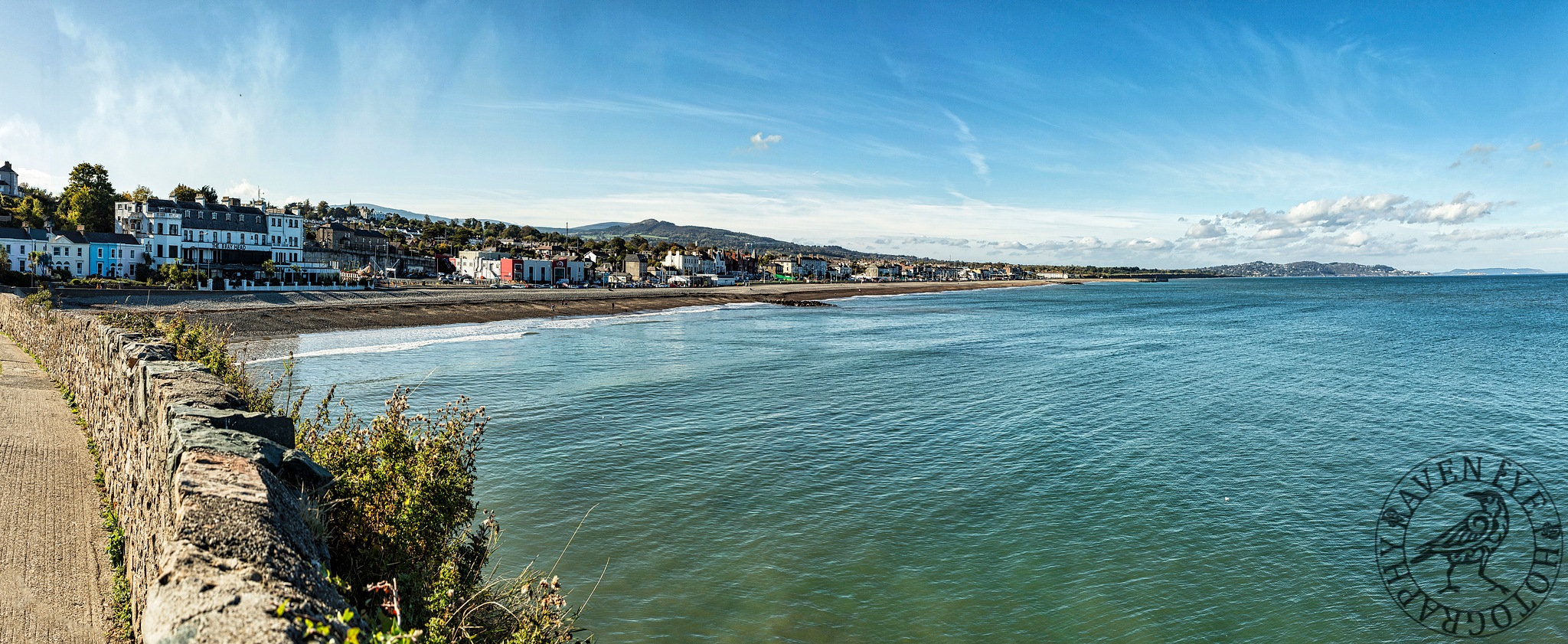 Bray Panoramic by Declan Byrne