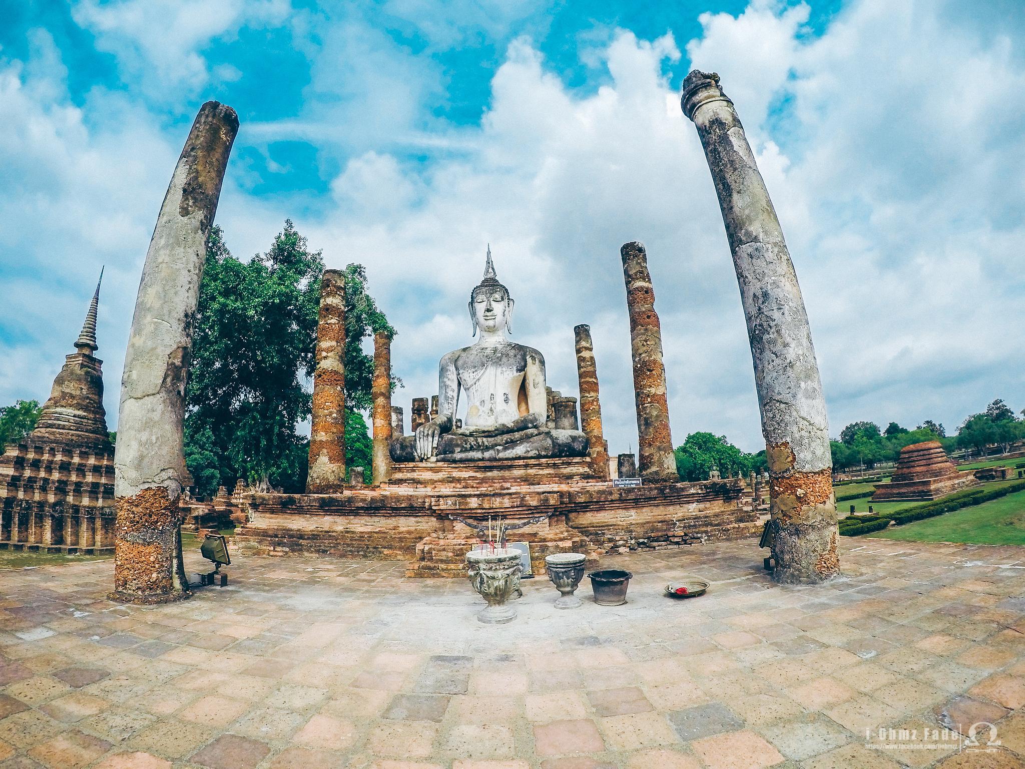 Sukhothai by I-Ohmz Fade