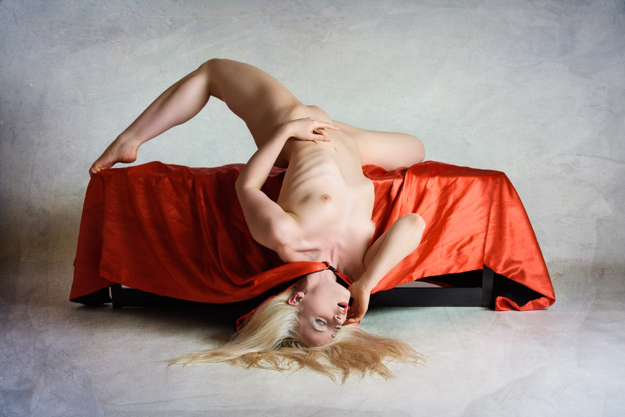 Keira Red by John McNairn